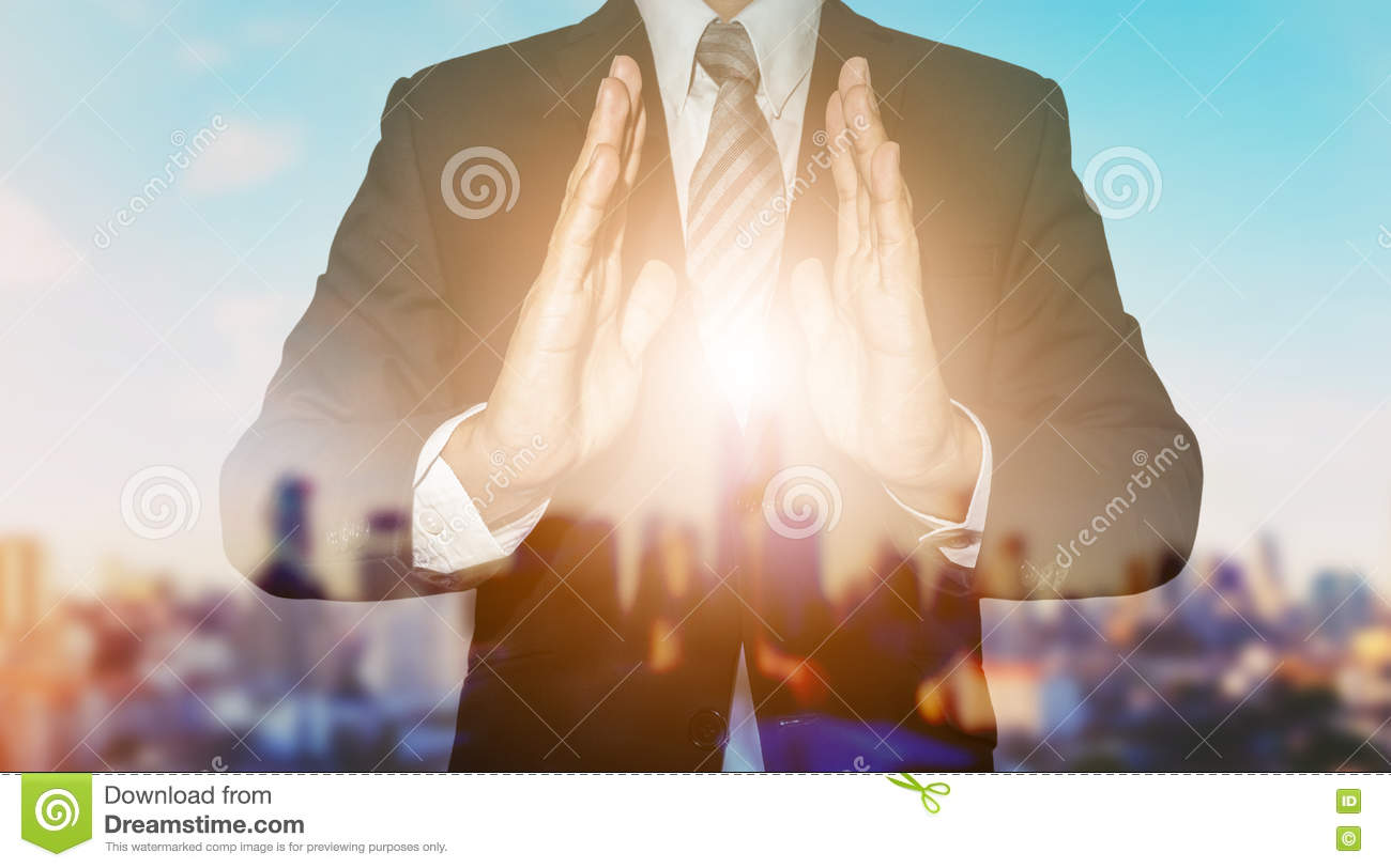 Businessman holding media architectural drawing blueprint business download businessman holding media architectural drawing blueprint business new technology development stock image image malvernweather Image collections