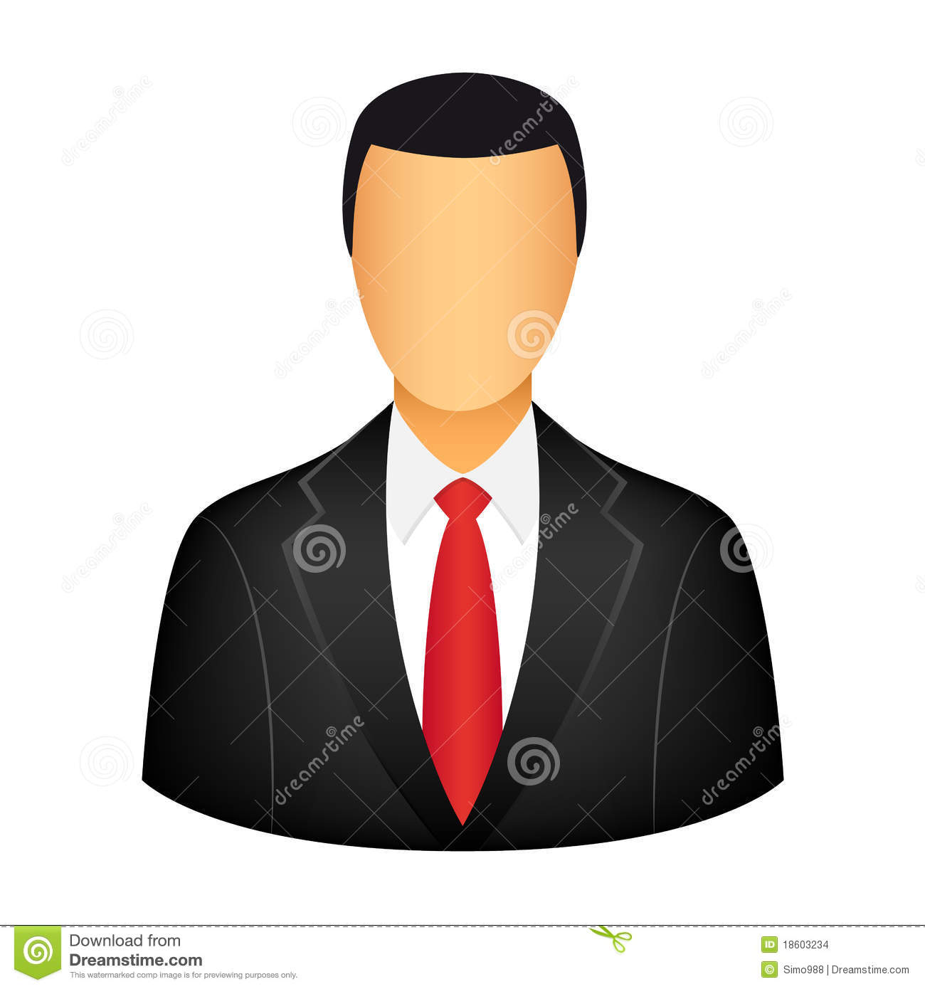 More similar stock images of ` Businessman icon `