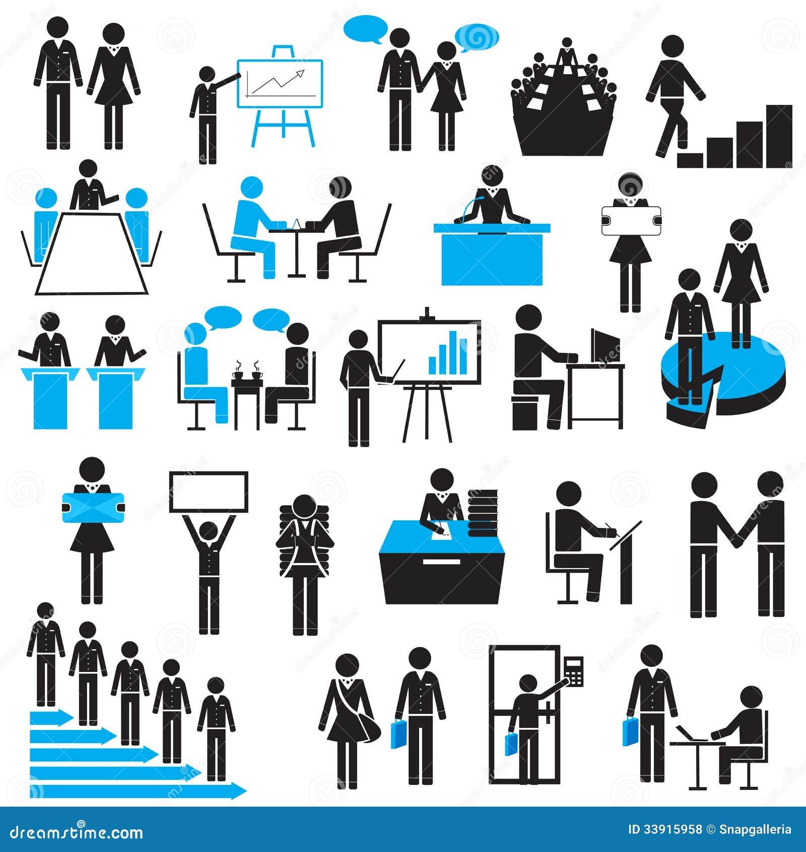 Businessman Icon Stock Vector Image Of Leadership Career