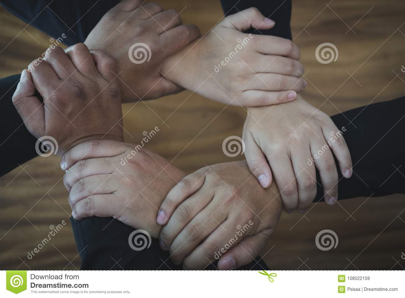 Body Language - Hand Gestures |Touching Hands Together