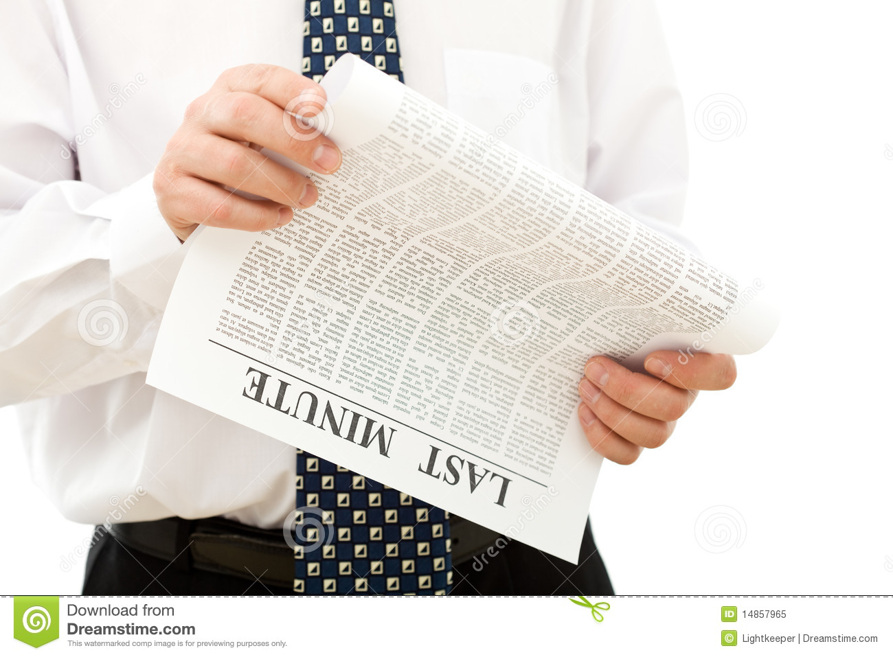 Download Businessman Looking For Opportunities Stock Image - Image of closeup, shirt: 14857965