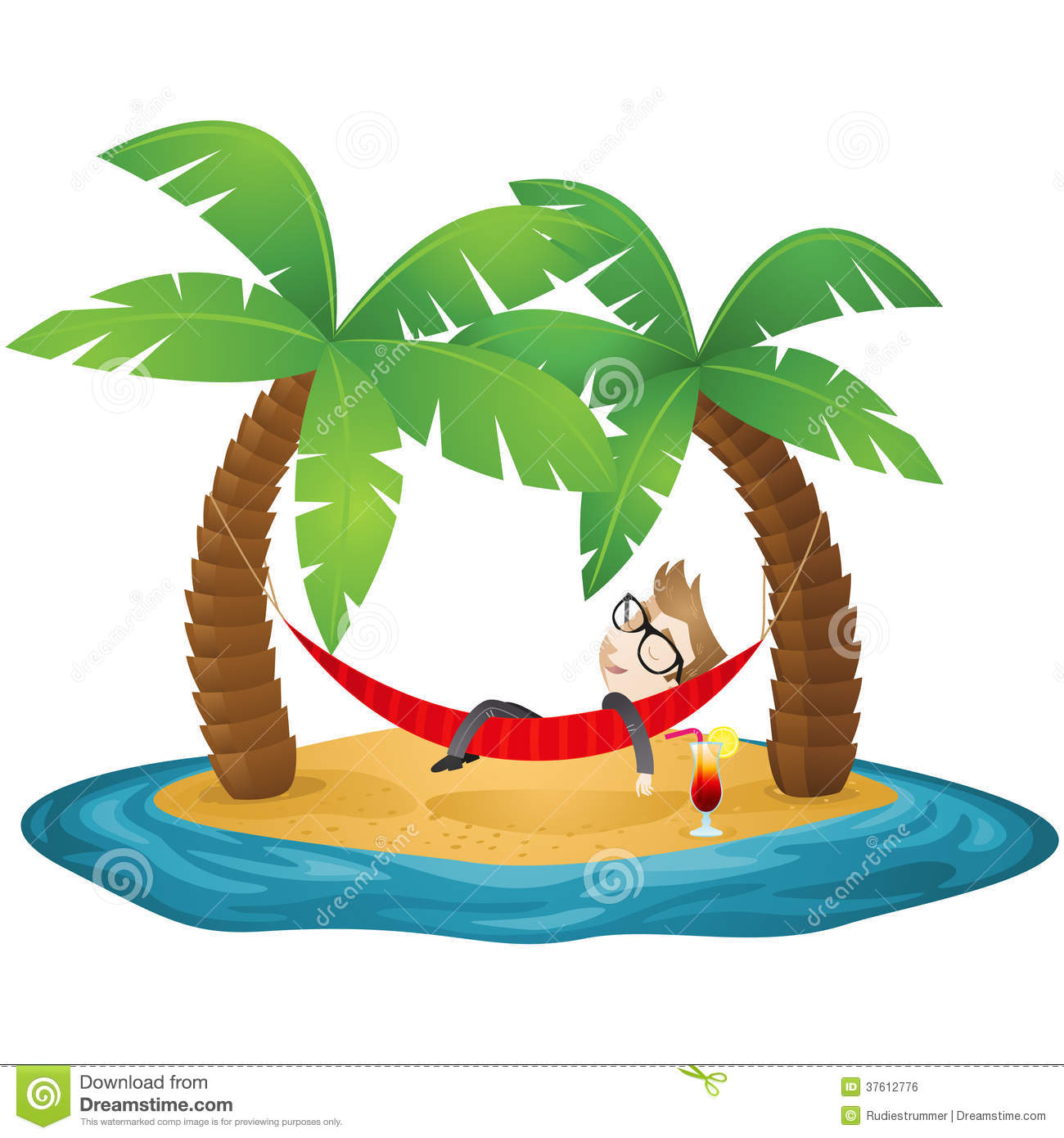 hammock beach stock illustrations – 1,359 hammock beach stock