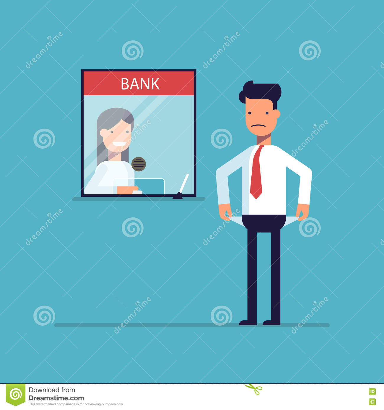 How not to pay the loan 16