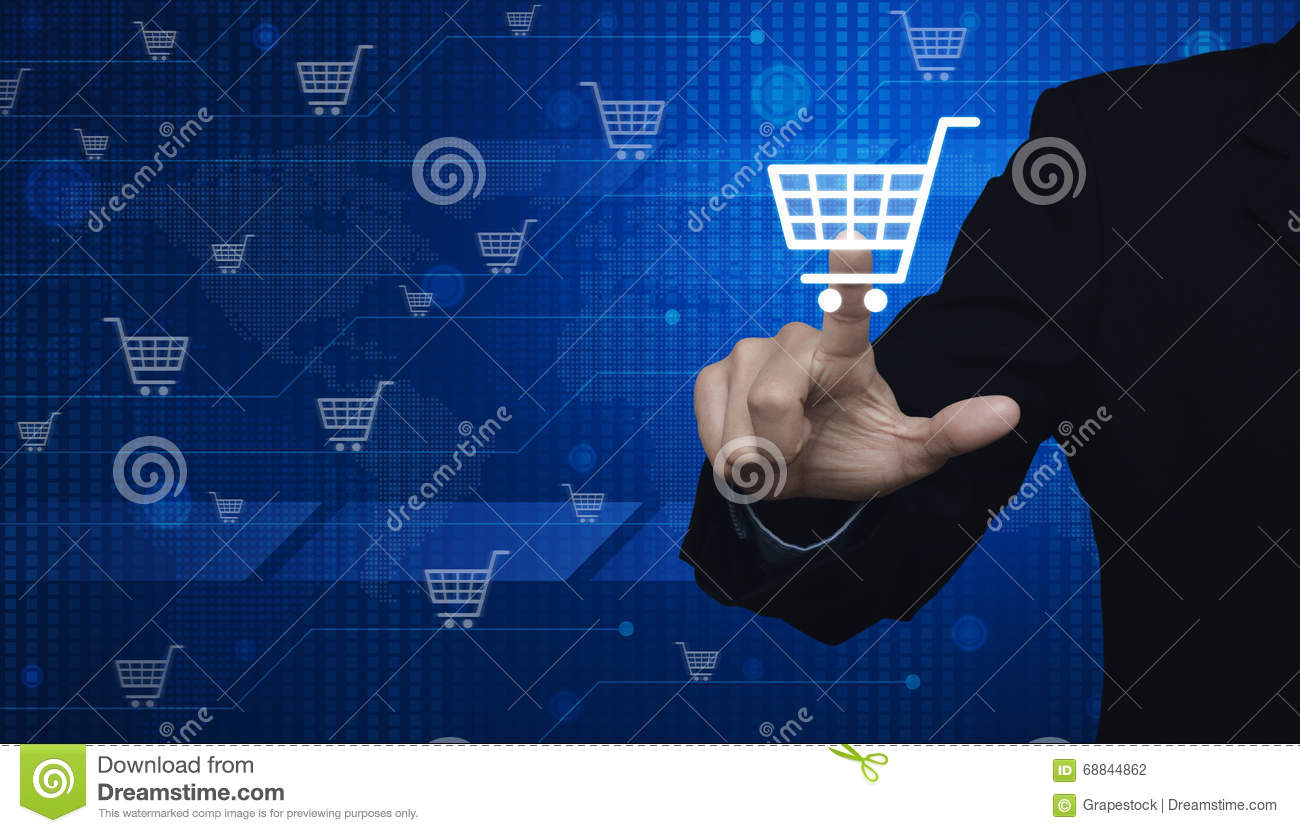 Online shopping all over the world