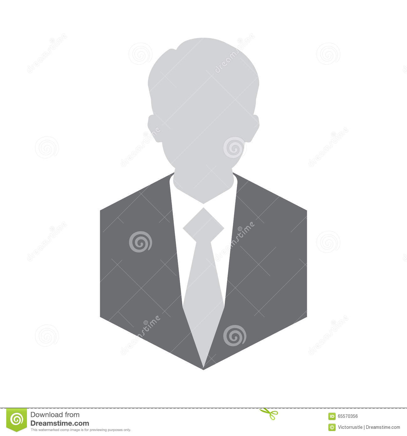 businessman silhouette avatar profile picture man flet. Black Bedroom Furniture Sets. Home Design Ideas