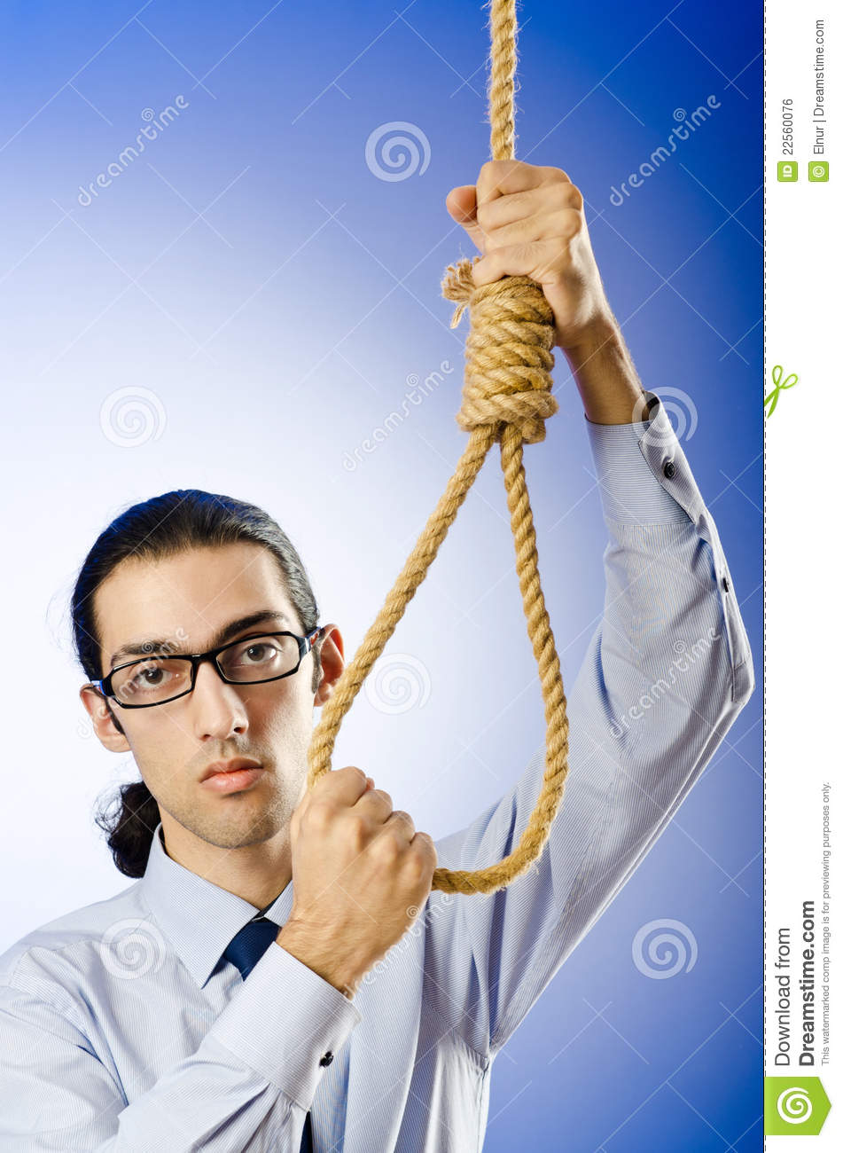 Stock Photo Aletia 164802918: Thoughts Of Suicide Stock Photo
