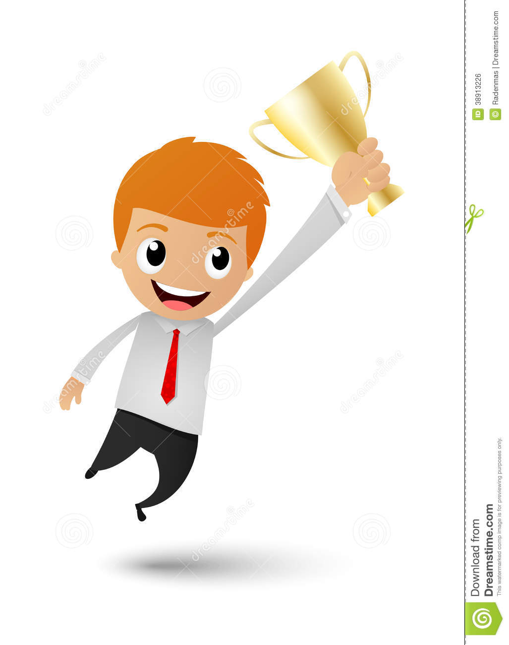 businessman victory cartoon stock vector image 38913226 boxing clip art images boxing clipart free creative commons license