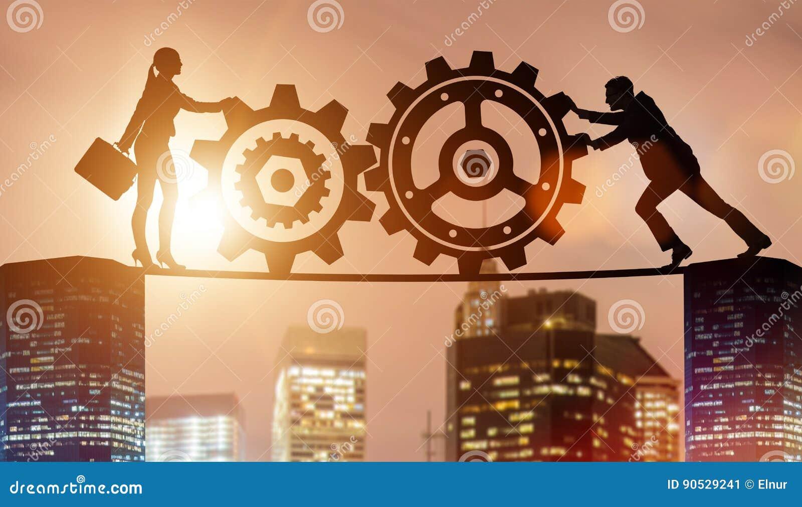 Business teamwork example powerpoint presentation powerpoint.