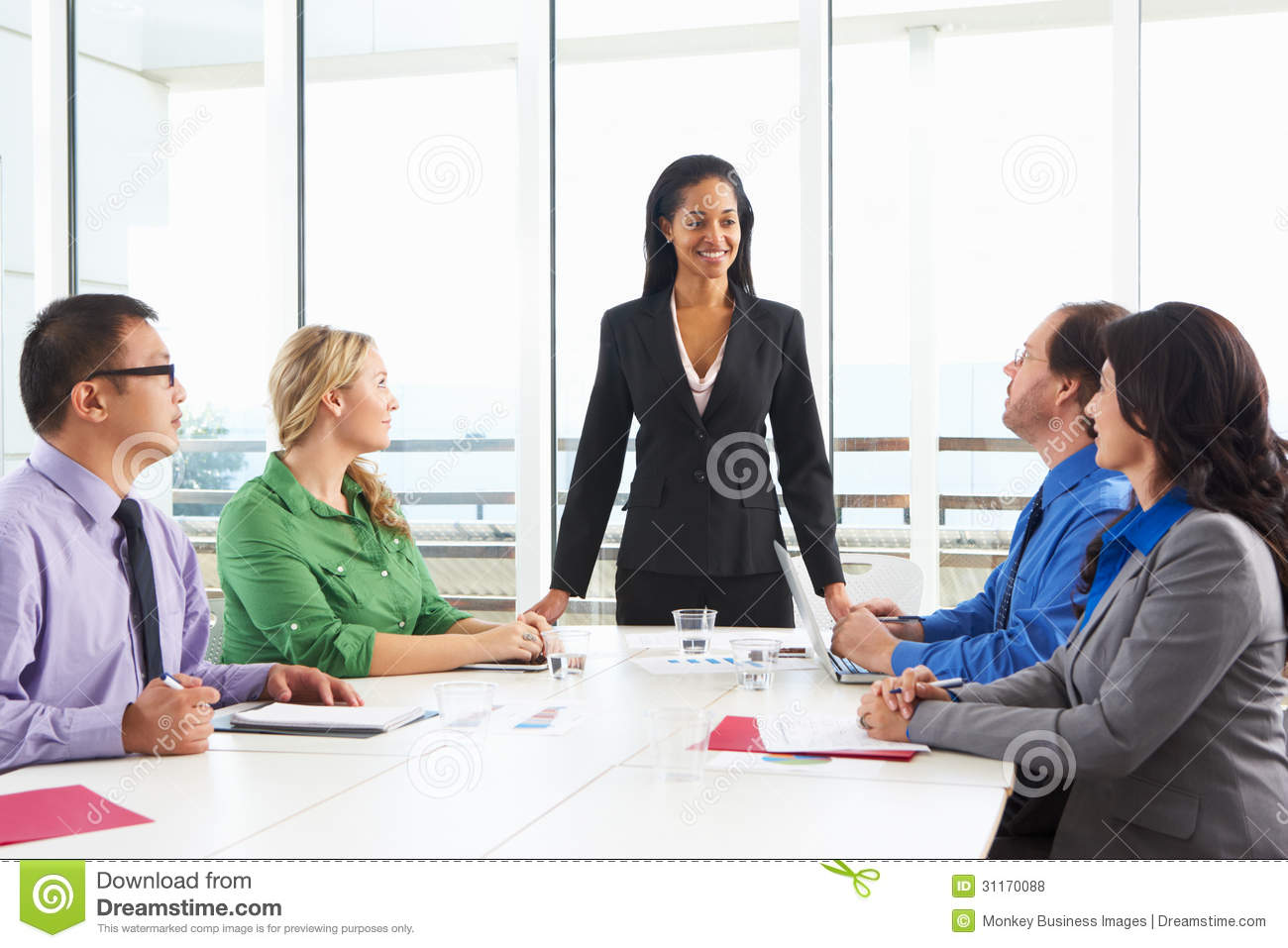 conducting meetings Procedures for conducting a meeting organizations have their own rules on conducting meetings most organizations in the united states use.