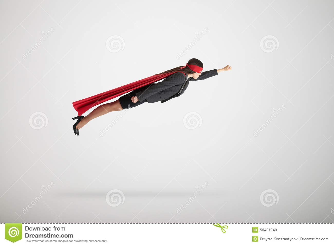 Businesswoman Flying On Paper Plane Vector. Symbol Of ... - photo#14