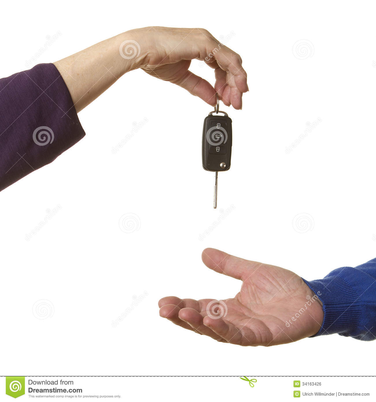 how to sell car to senior