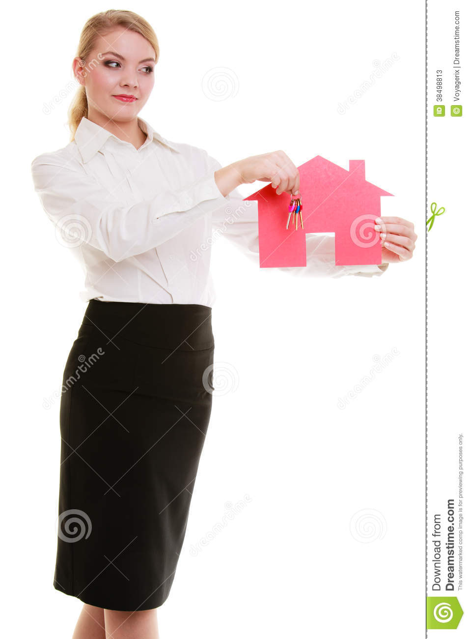 essay on real estate business