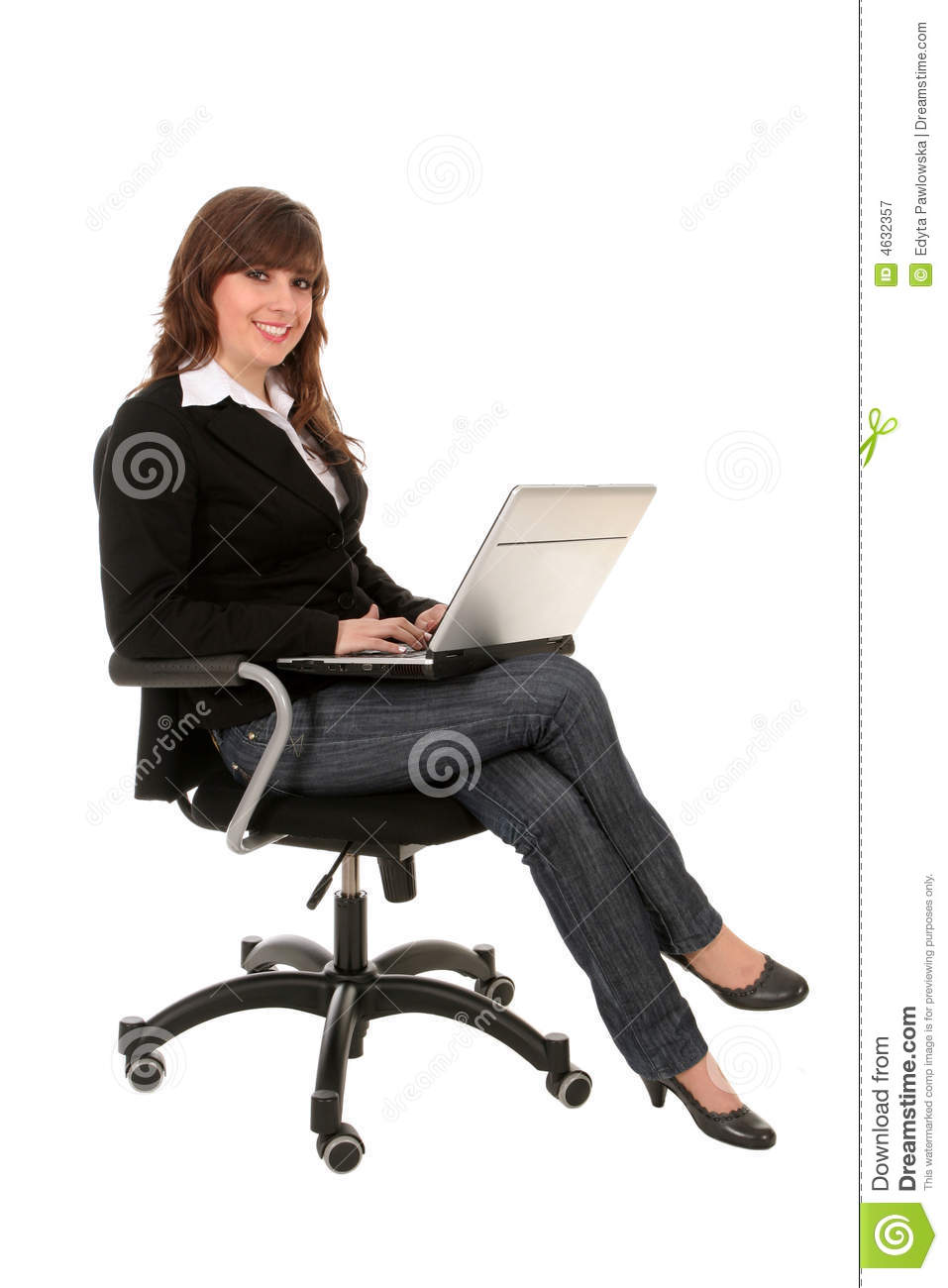 Young businessman sitting on chair against white for Sitting chairs