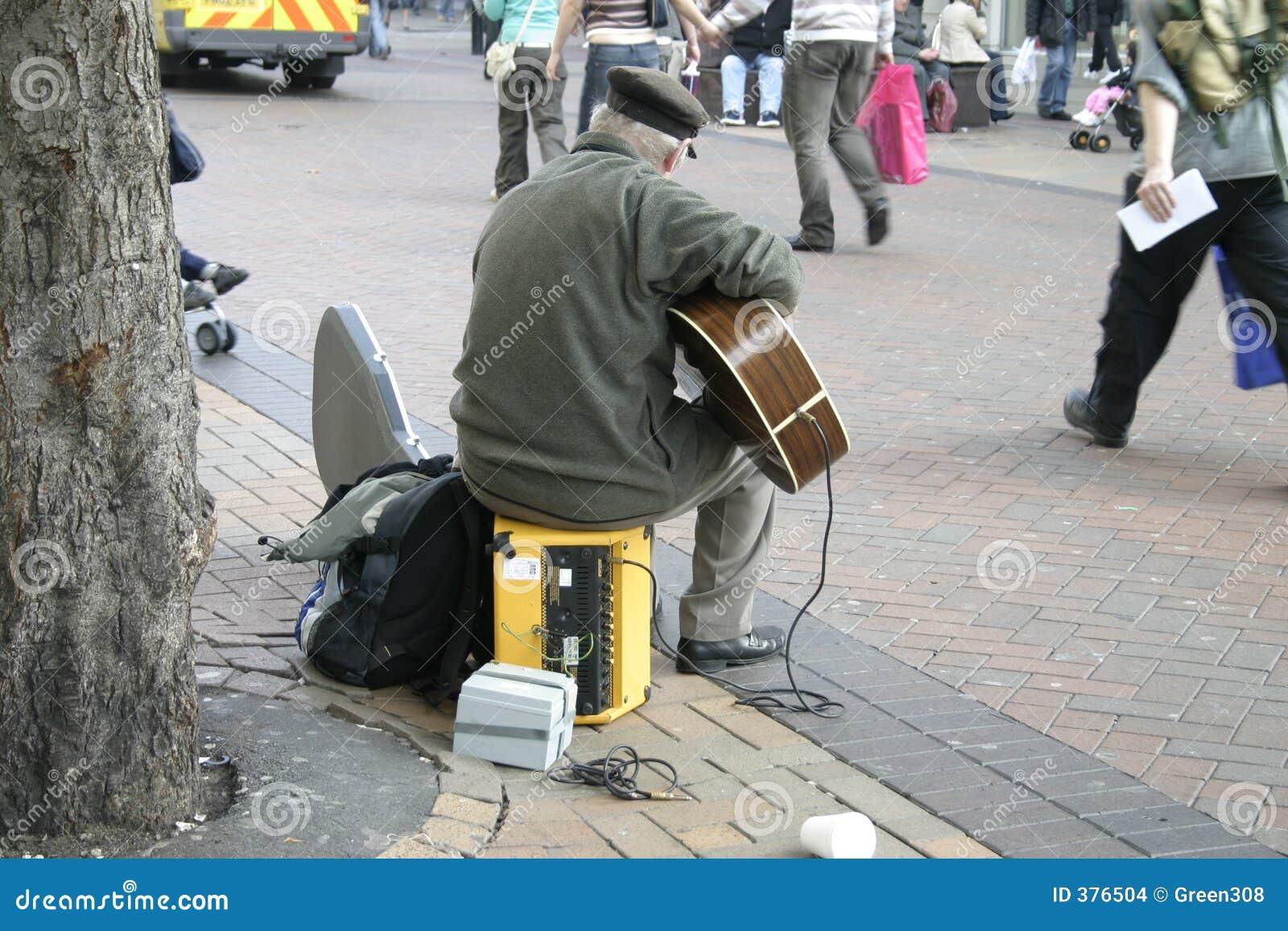 Busker ηλεκτρική κιθάρα
