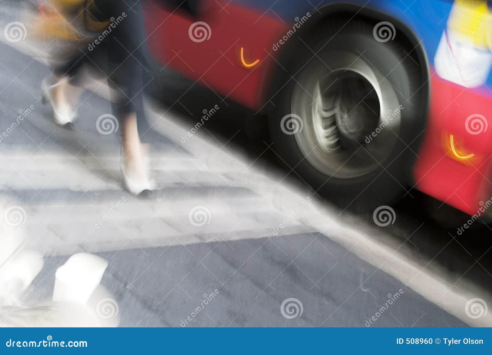 Buss sent
