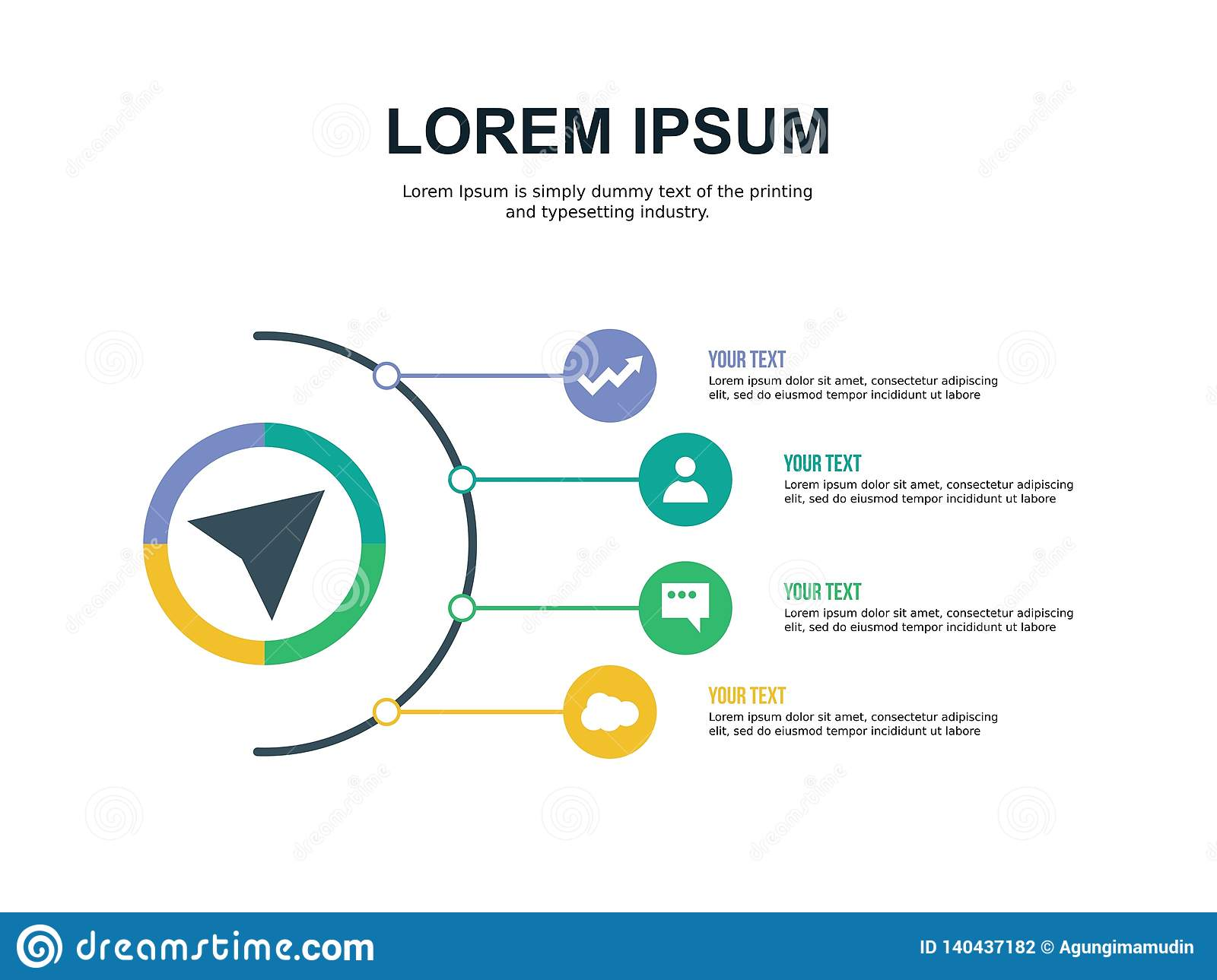 Bussiness Powerpoint Presentation Template Background Use