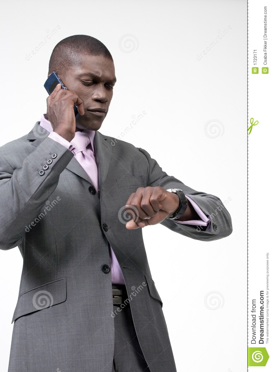 More similar stock images of ` Busy businessman on phone `