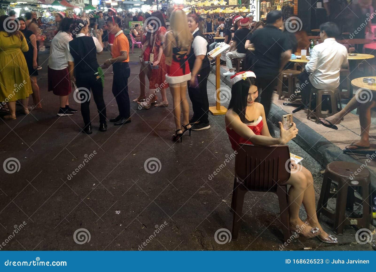 Thai ladyboy bangkok