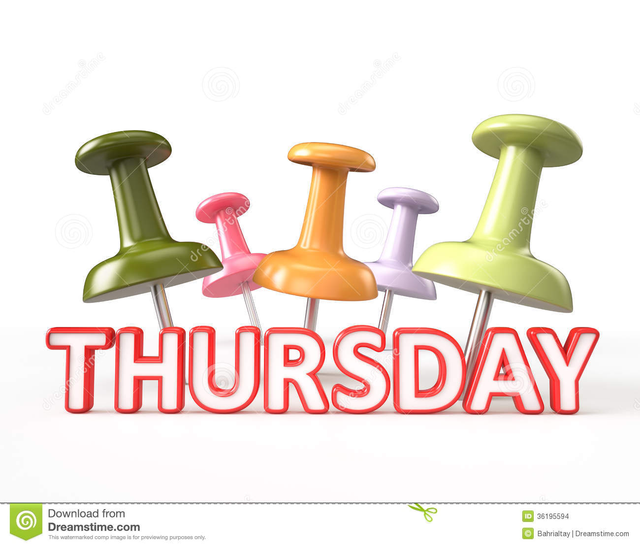 Stock Images: Busy Thursday. Image: 36195594