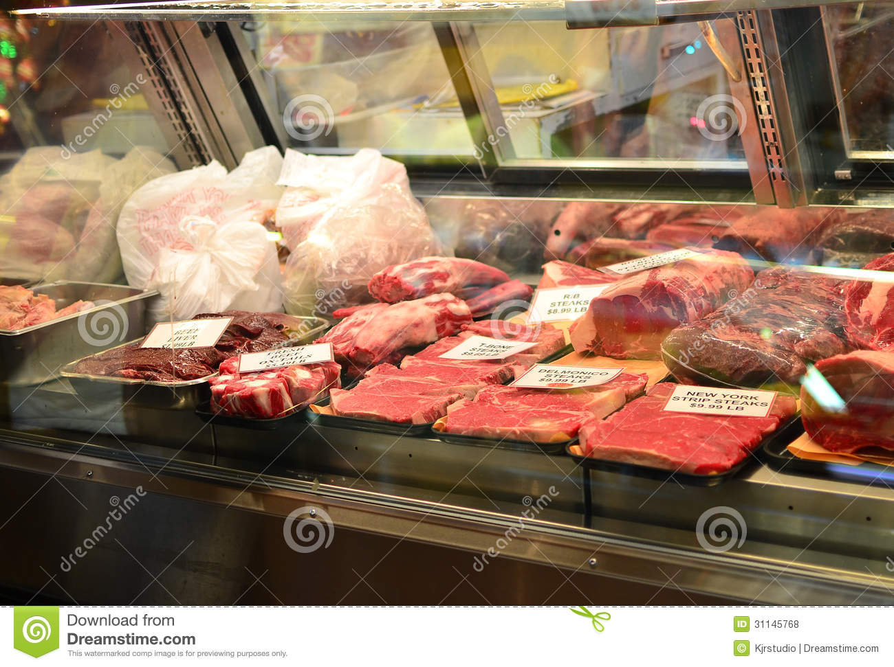 Stunning wide array of fine meats at the butcher shop. 1300 x 971 · 192 kB · jpeg