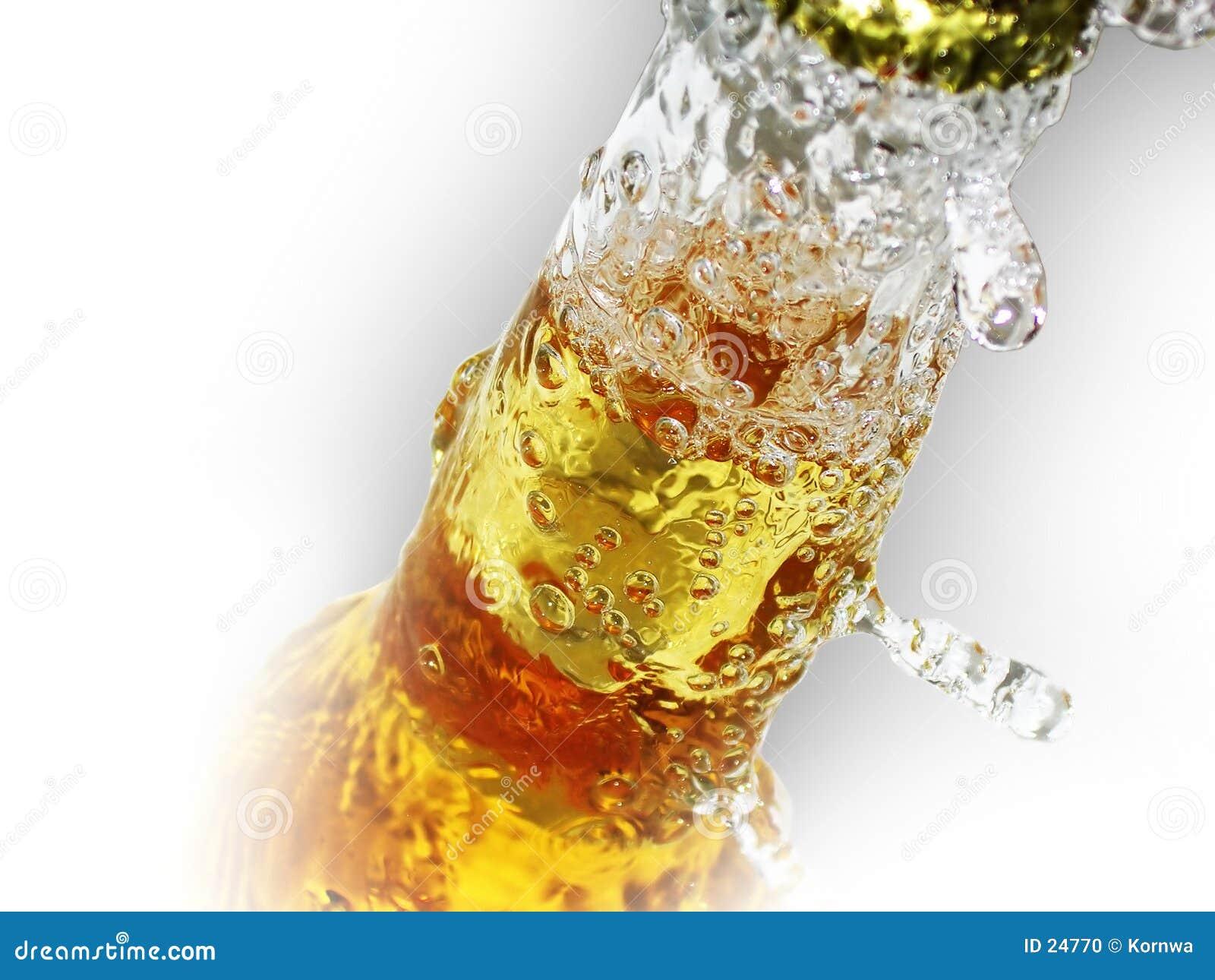Butelkę piwa
