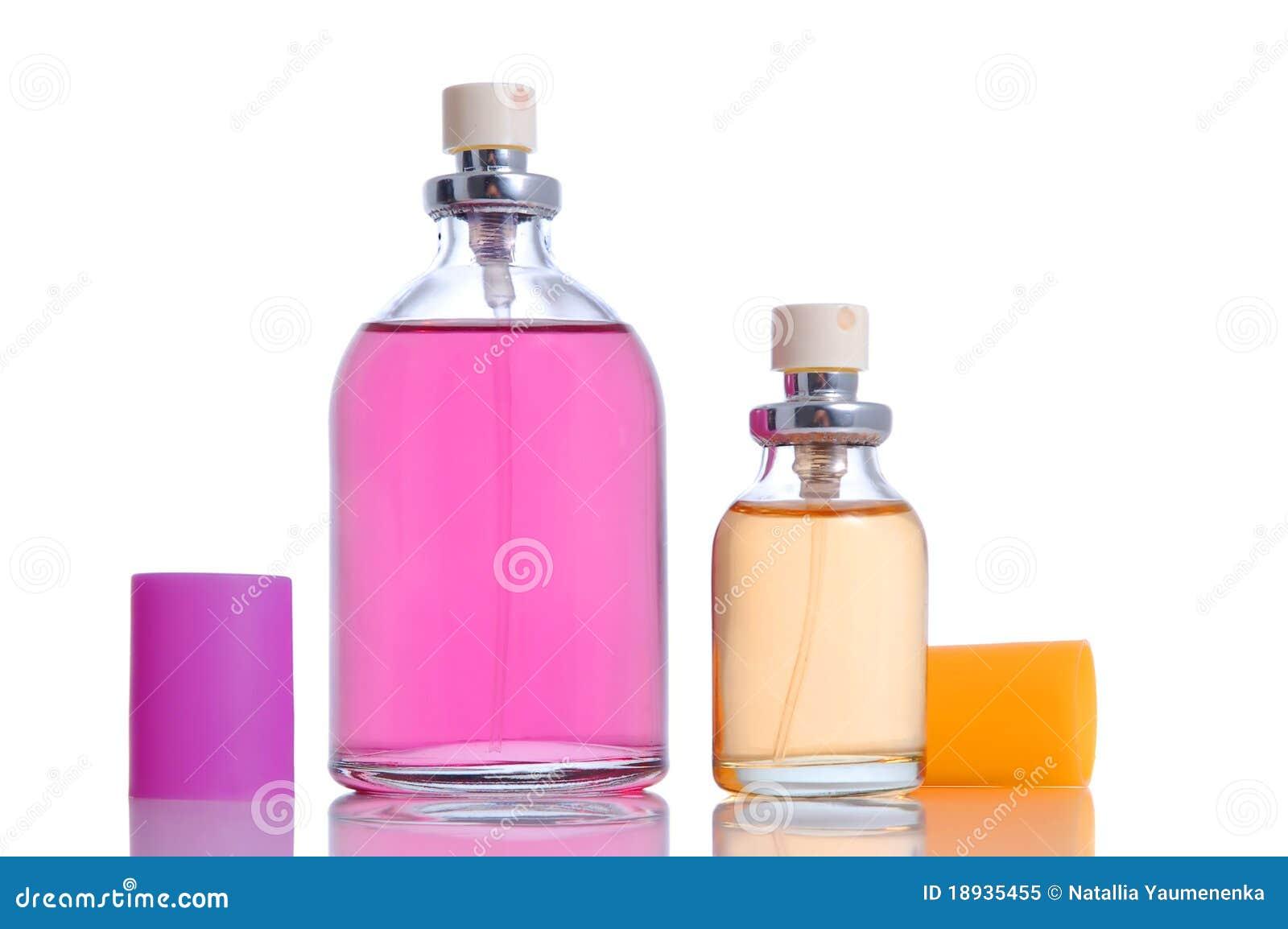 Butelki pachnidło