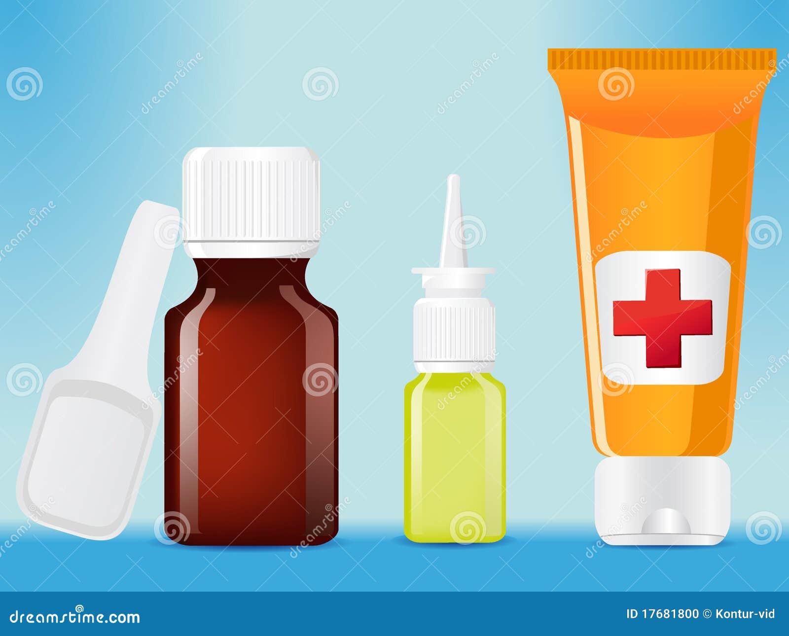 Butelkuje medycznego