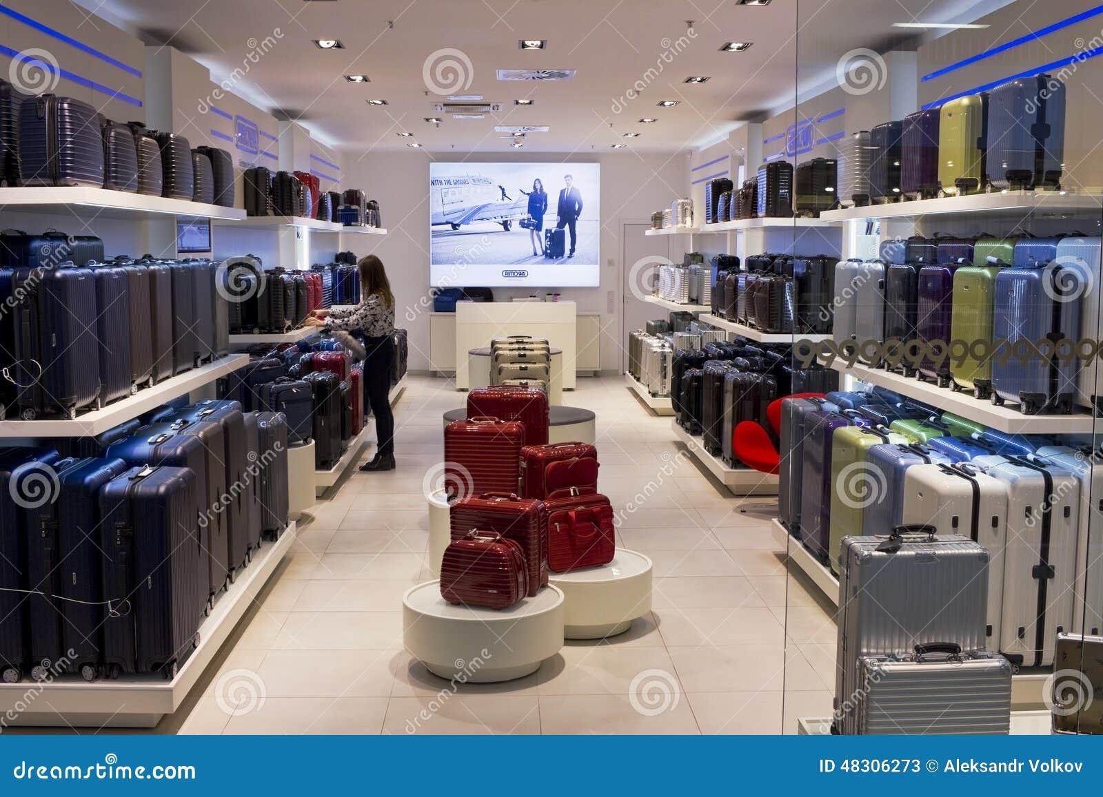 Butik elita Rimowa walizki