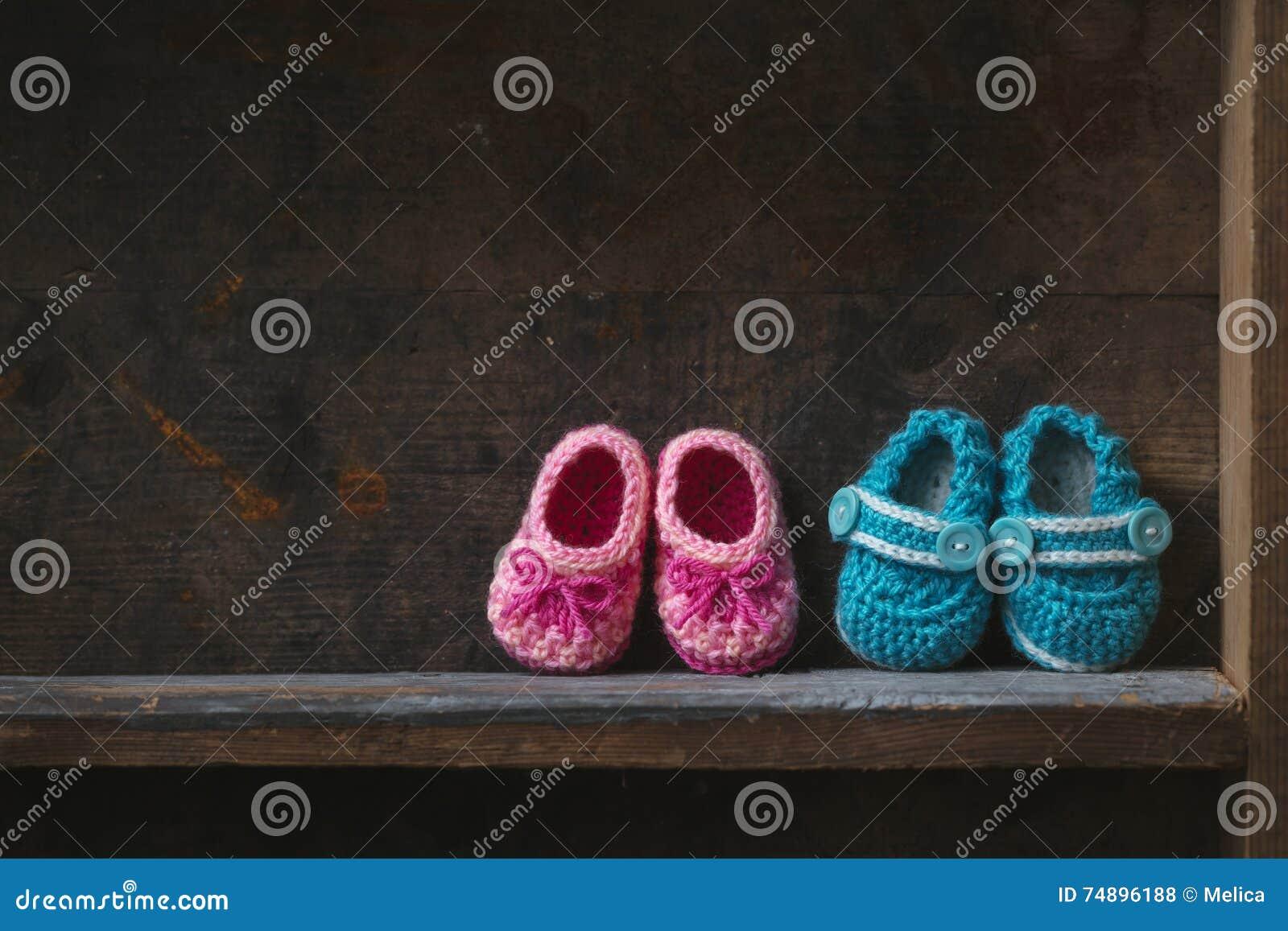 Butins de bébé de crochet