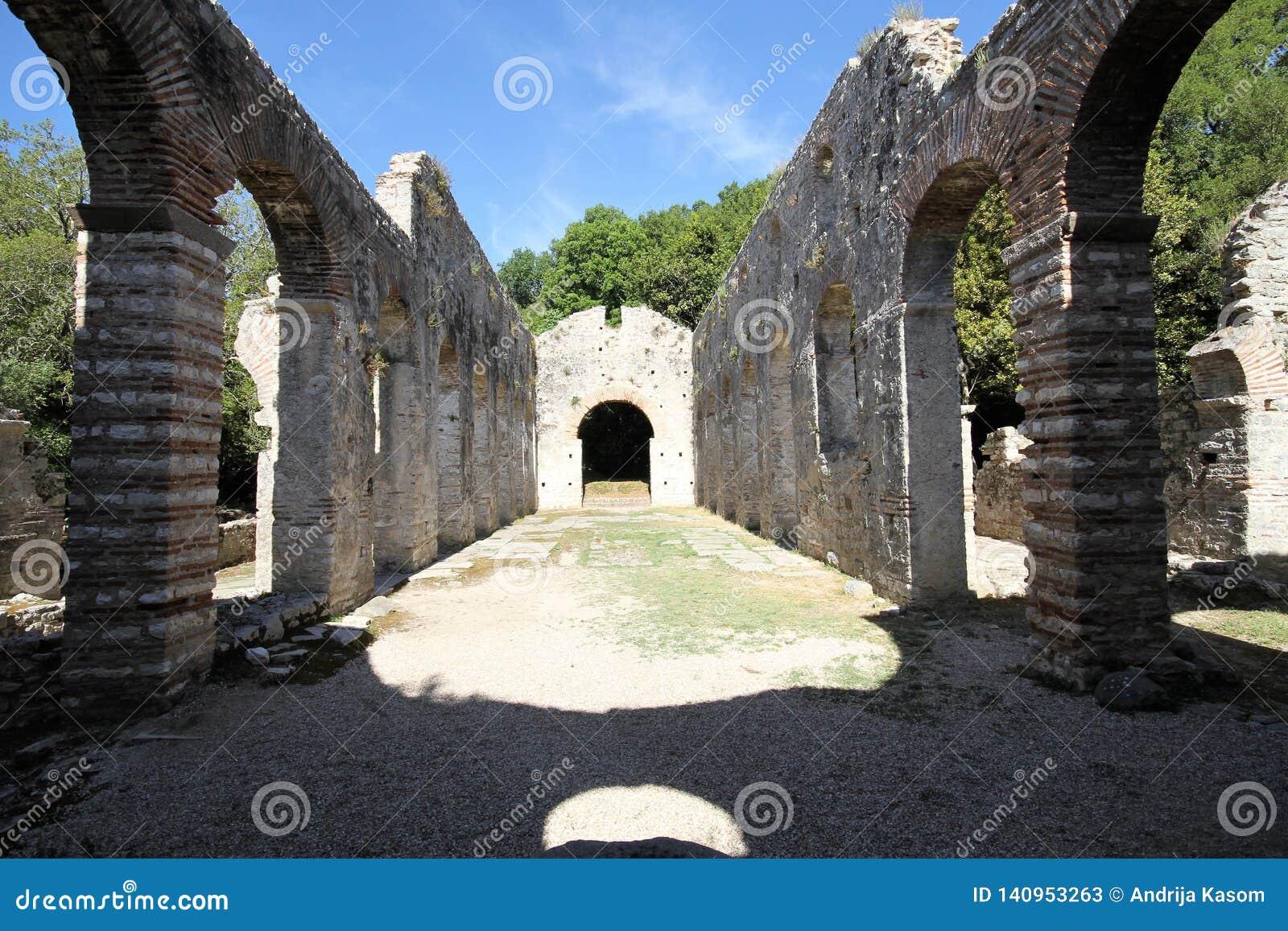 Butrint - Albânia