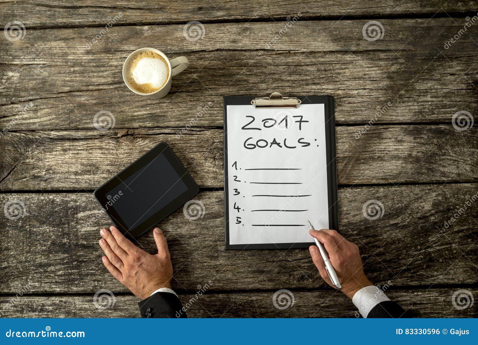 Buts pendant l année 2017