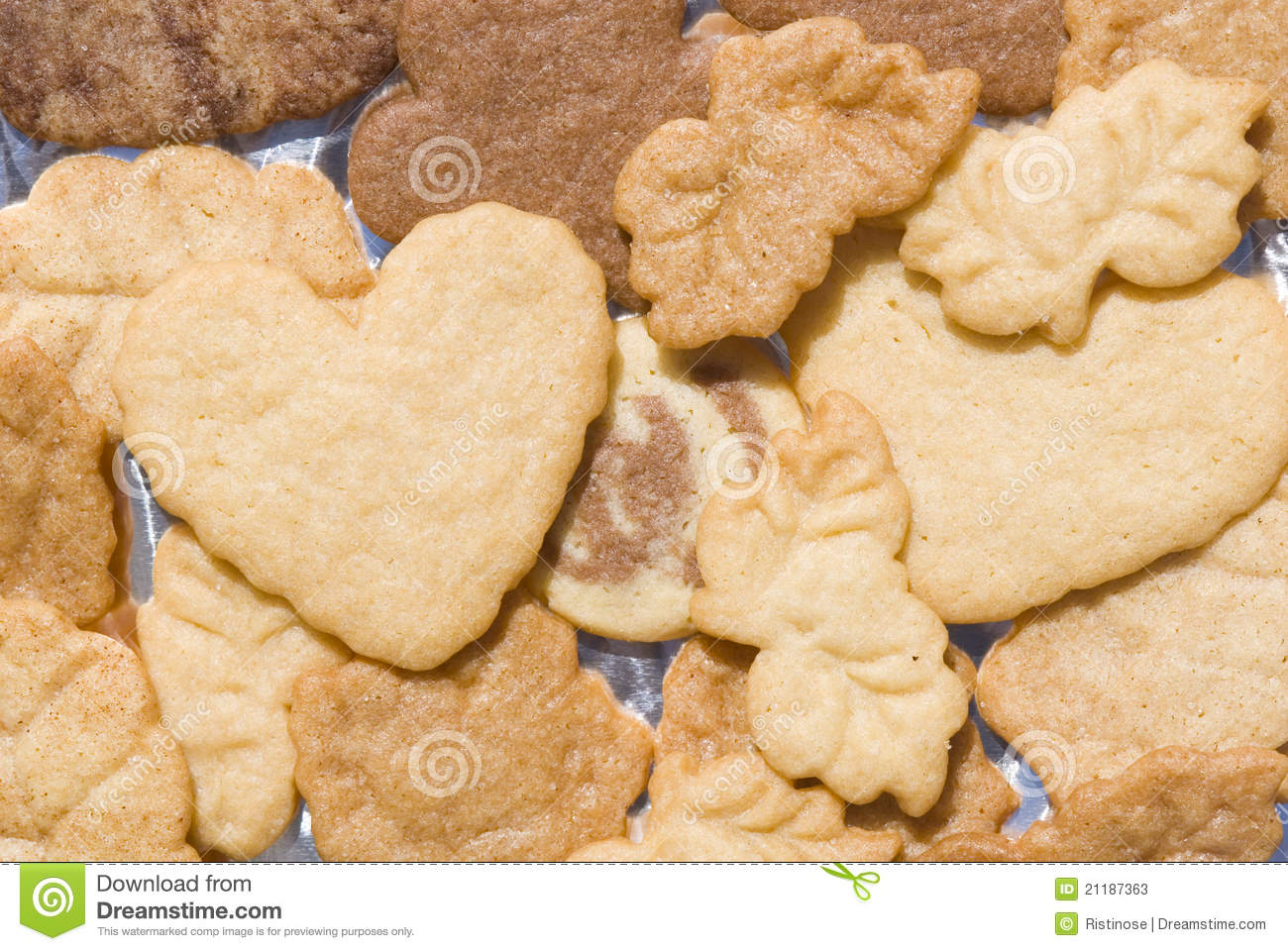 Butter Cookies for celebrations
