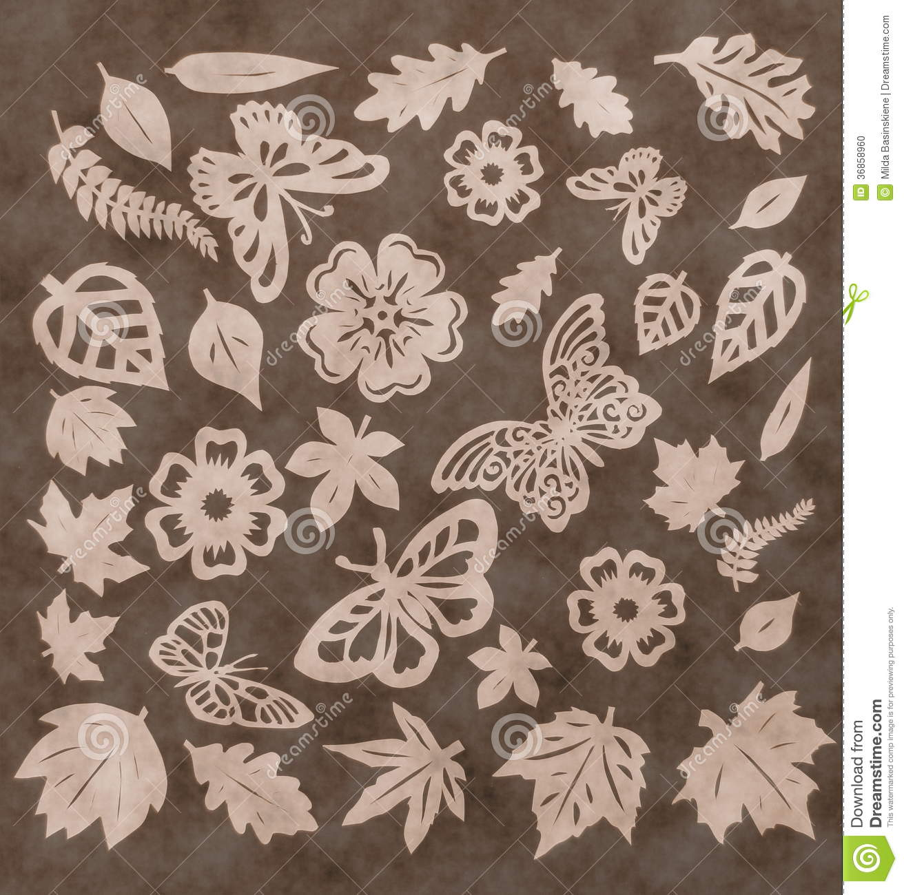 Flower paper cutting templates engneforic flower paper cutting templates mightylinksfo