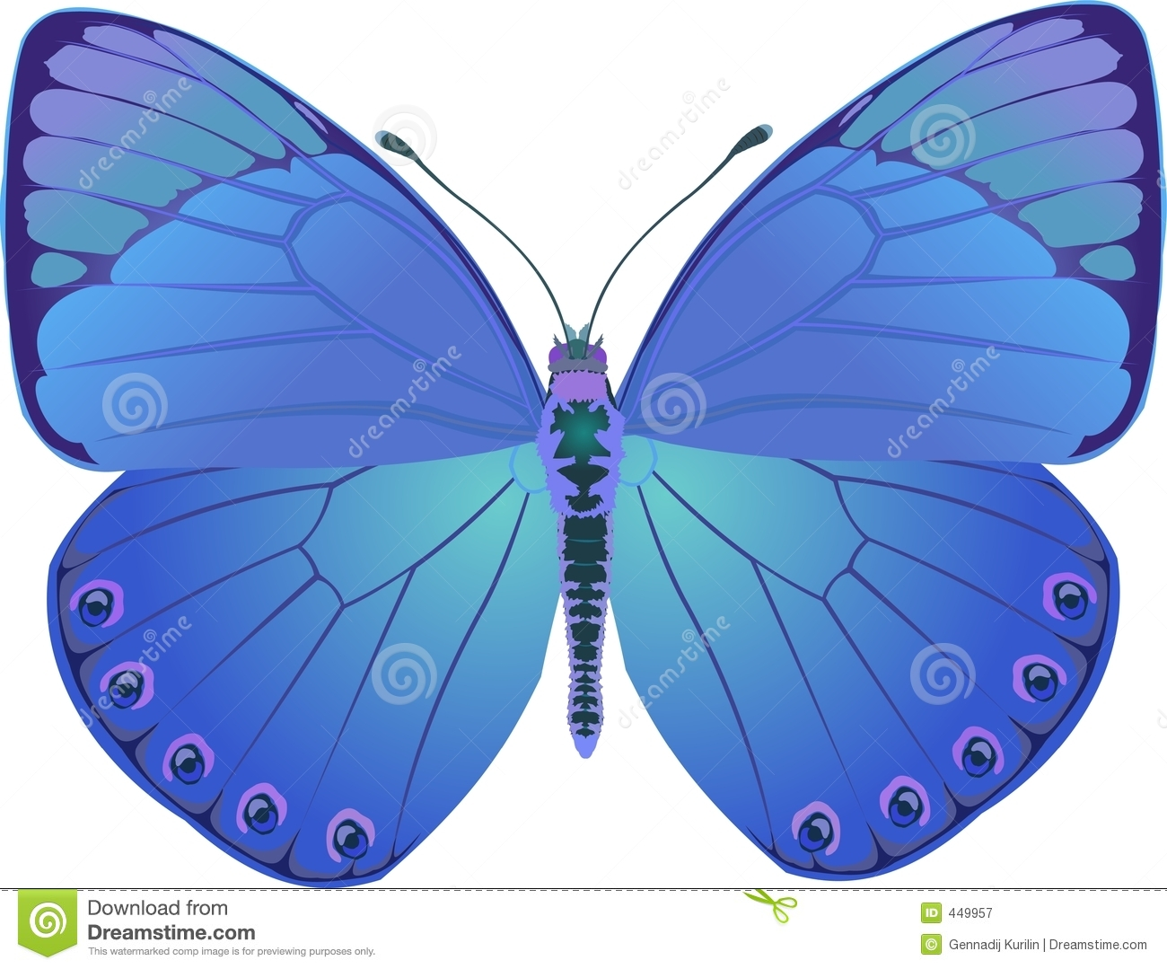 blue objects clipart - photo #11