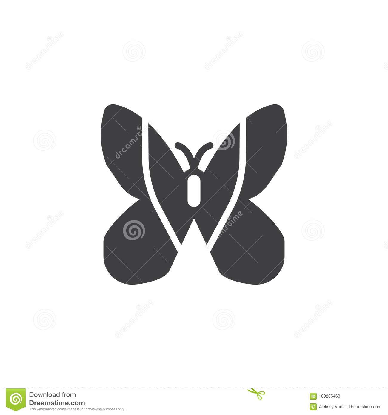 Butterfly icon vector stock vector illustration of logo 109265463 butterfly icon vector logo design biocorpaavc Image collections
