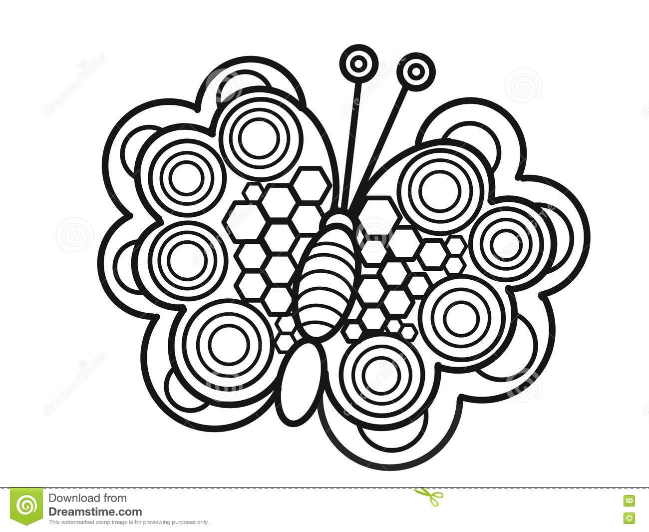 Zentangle Spider Web Coloring Page • FREE Printable PDF from ... | 1065x1300