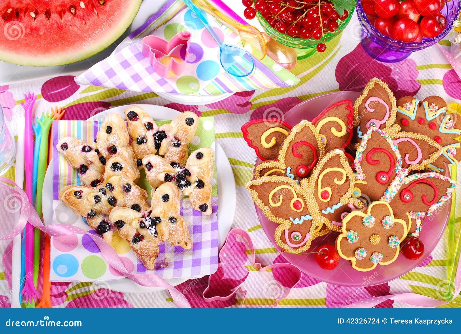 Puff Pastry Birthday Cake