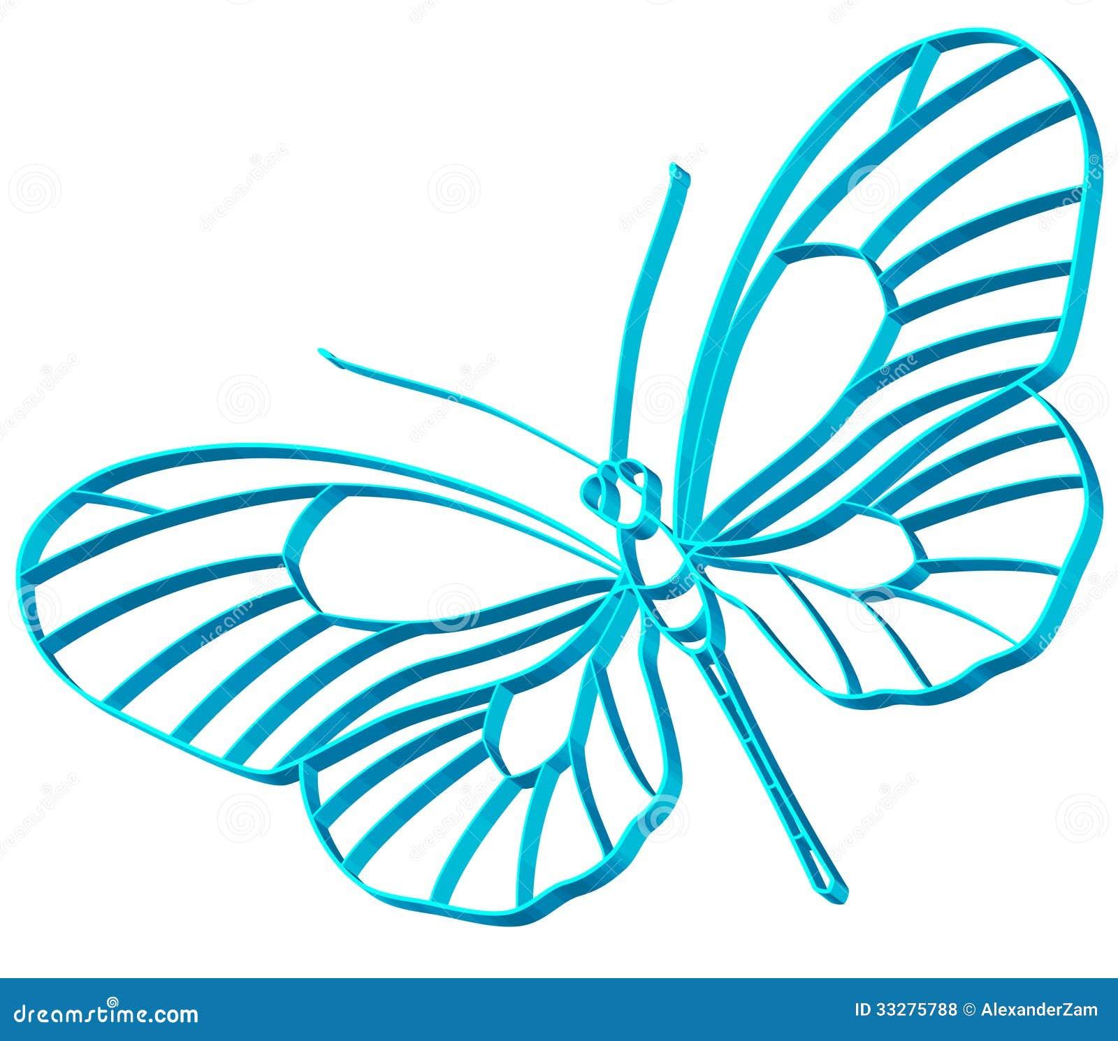 Butterfly symbol stock vector illustration of butterfly 33275788 butterfly symbol buycottarizona