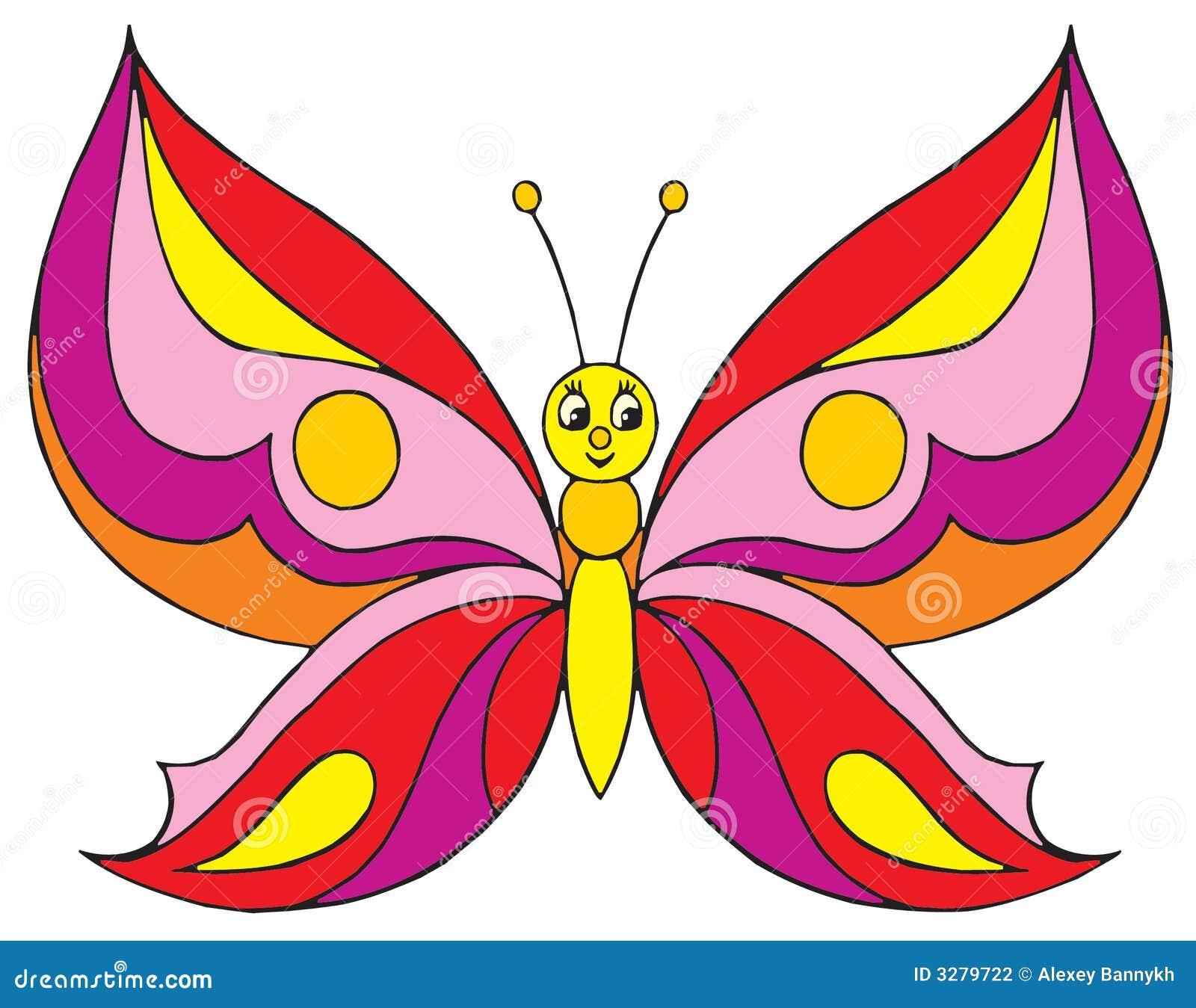 butterfly vector clip art stock vector illustration of game rh dreamstime com Rabbit Clip Art Dreamstime Santa Clip Art Dreamstime