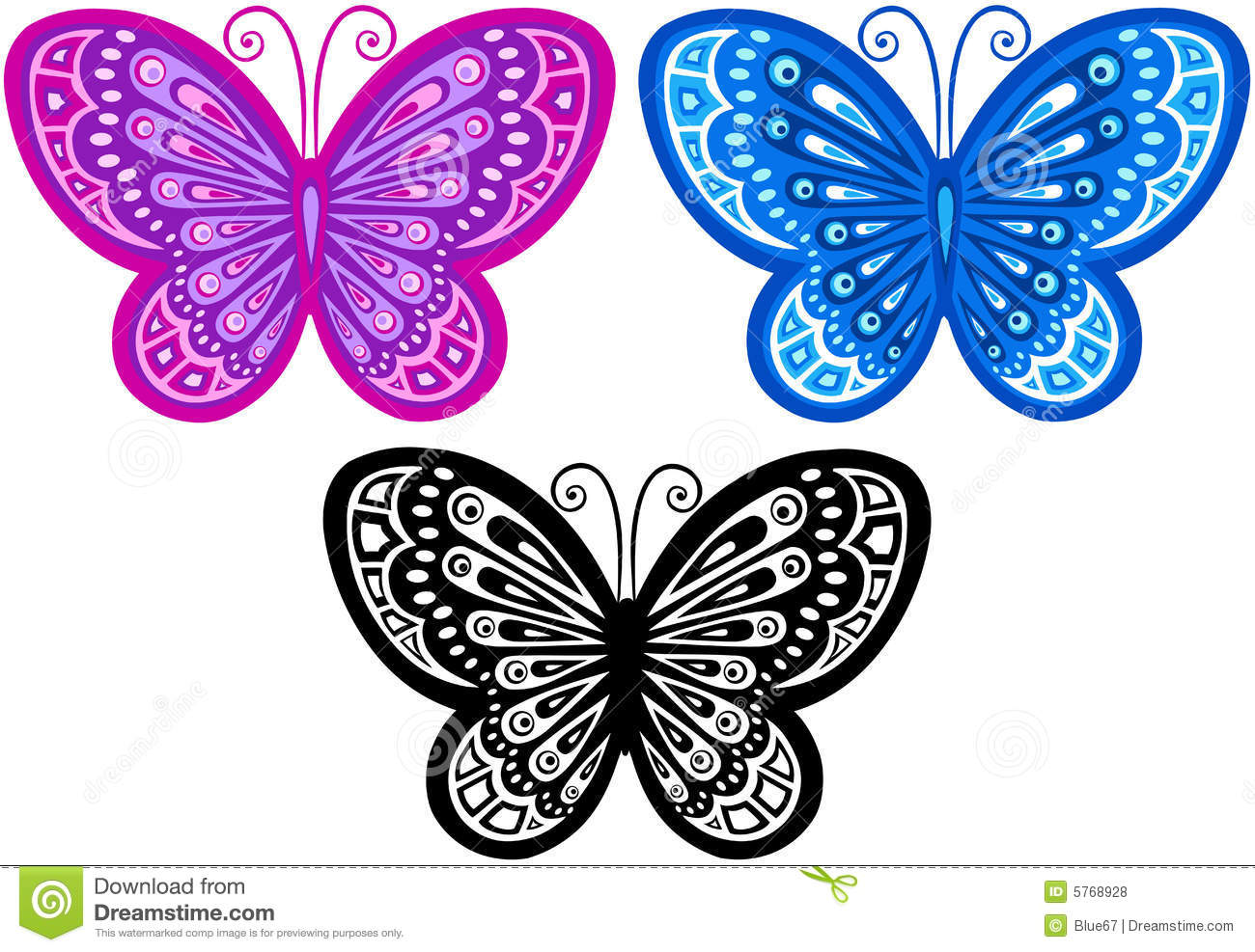 Pink butterfly vector background hd wallpapers pink butterfly vector - Pink Butterfly Vector Illustration Butterfly Vector Illustration Royalty Free Stock Photos