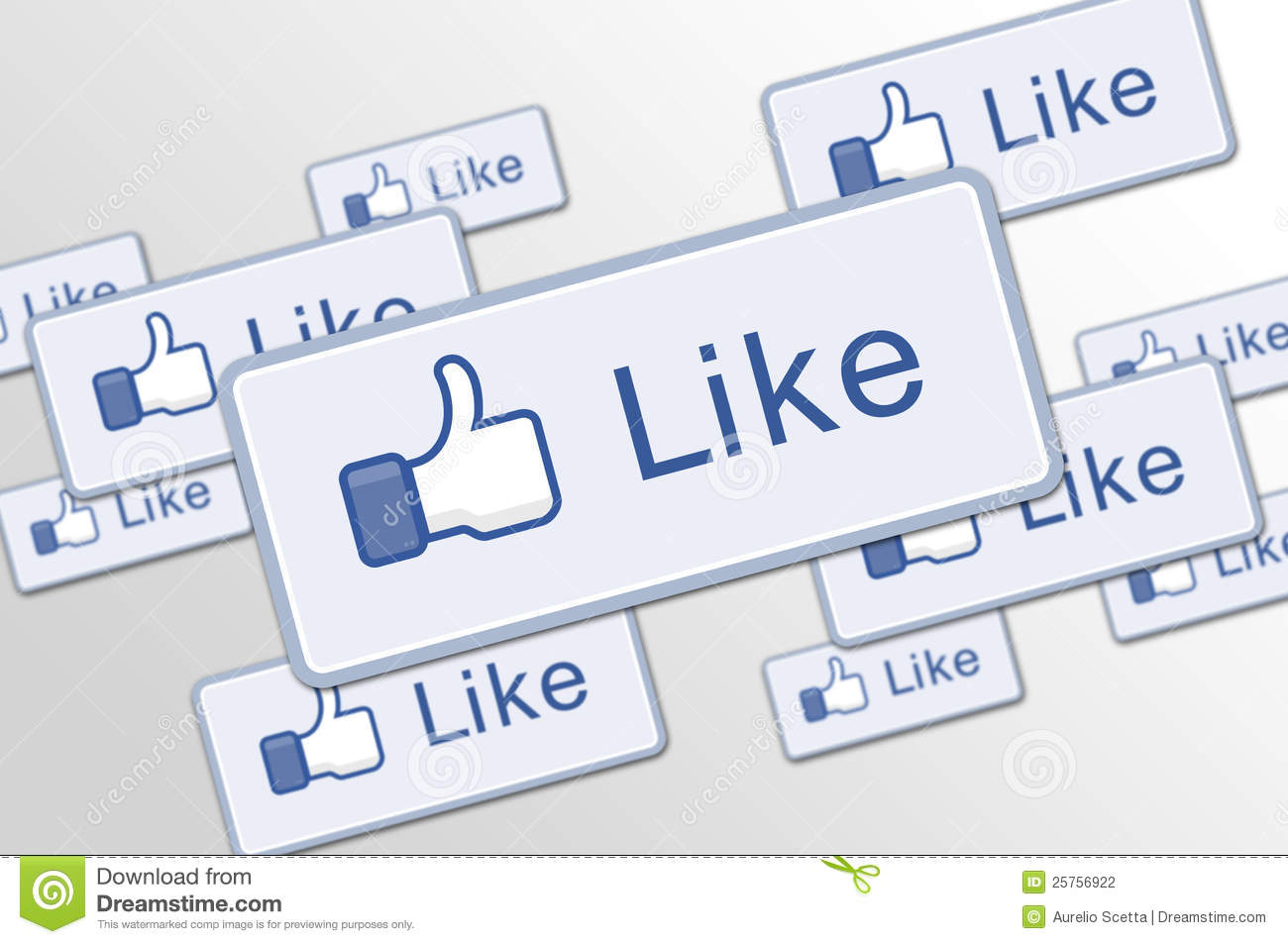 how to add facebook like button to image