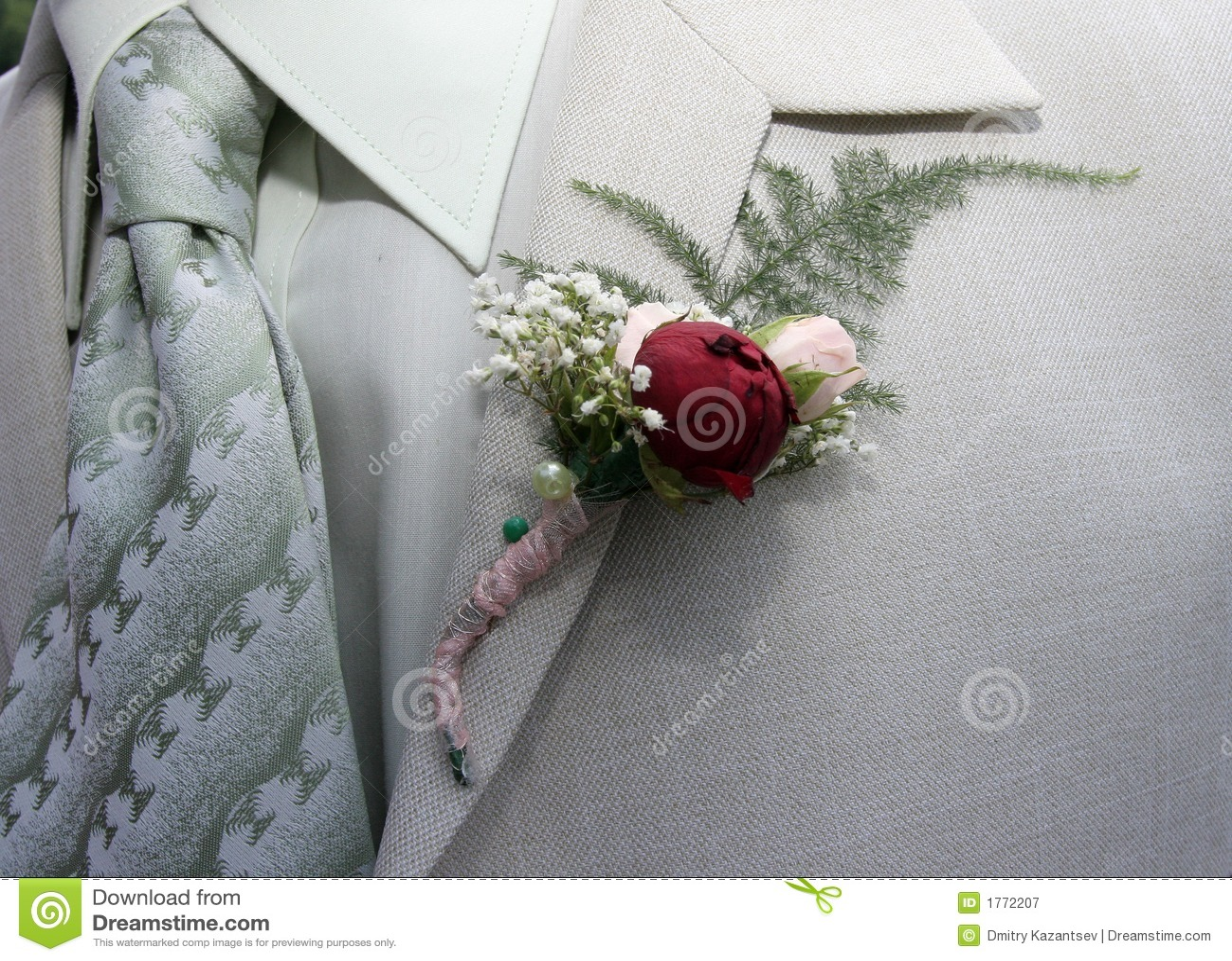 Buttonhole ślub