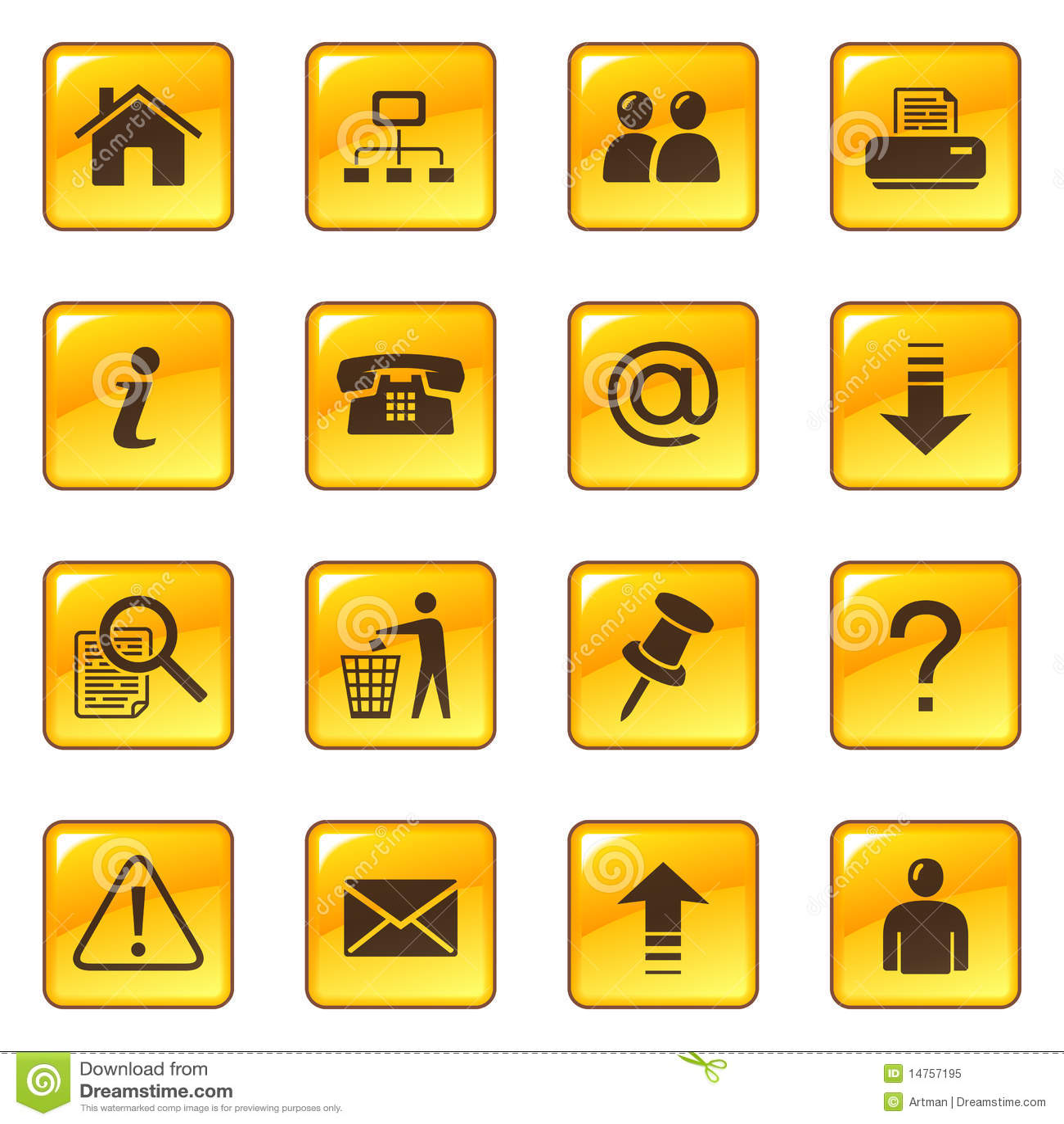 Buttons glansig symbolsrengöringsduk