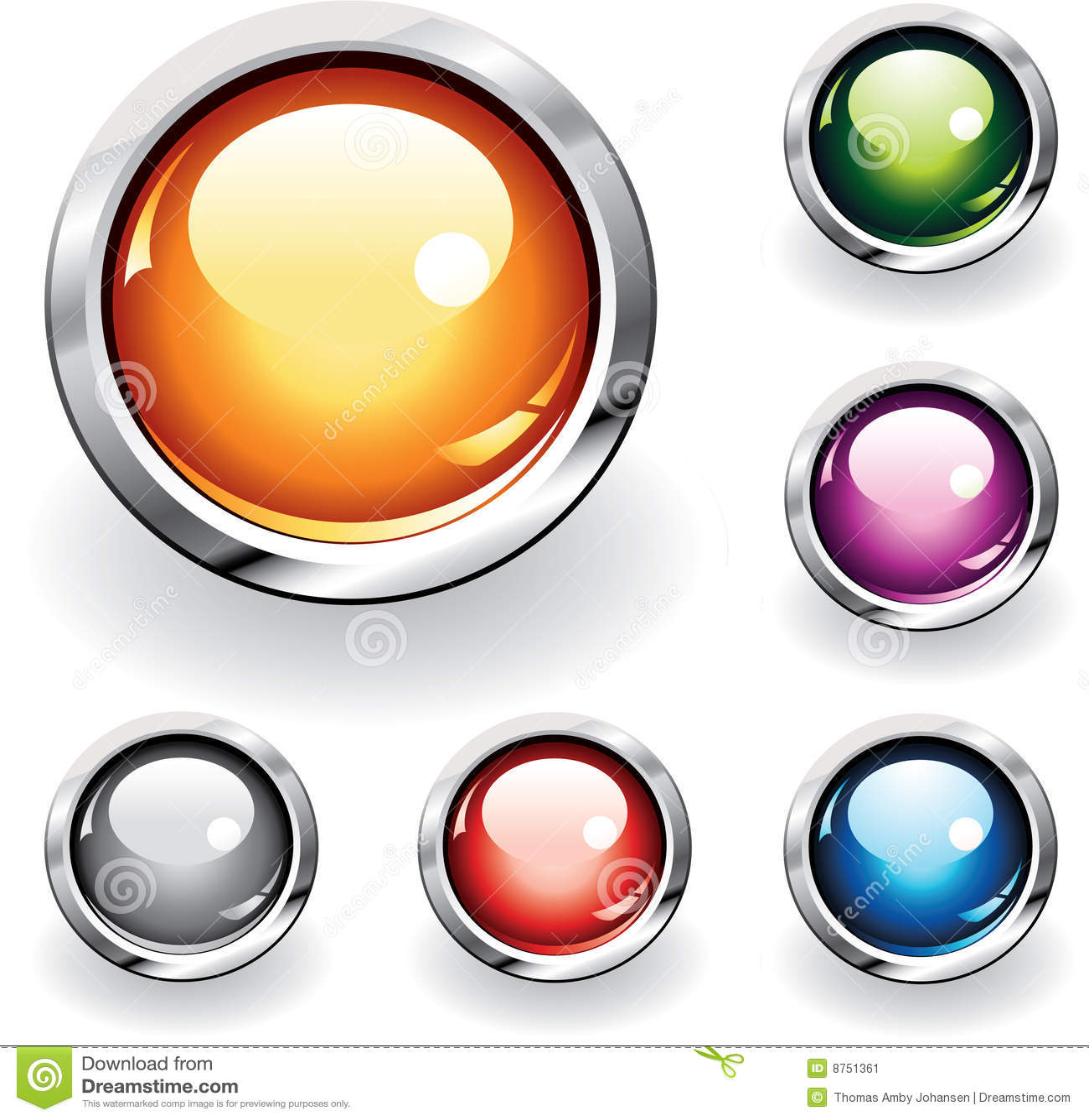 Buttons glansigt