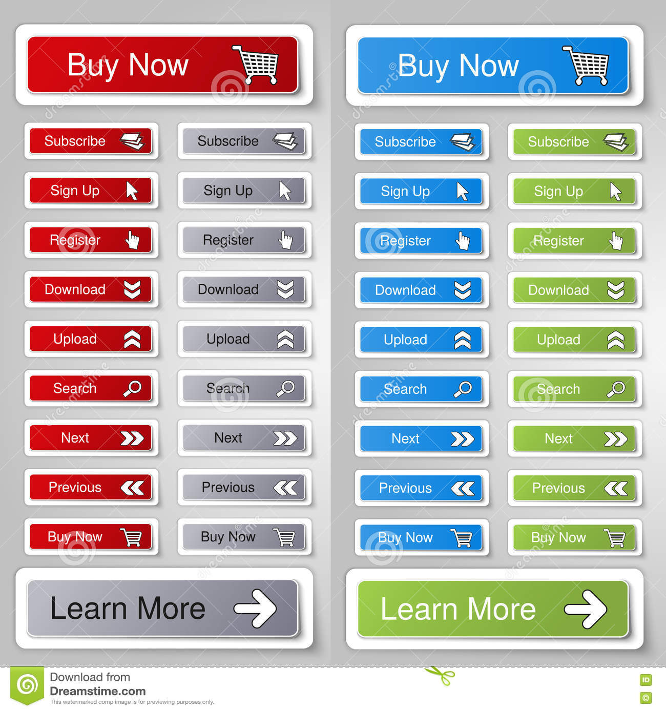 Buy now buttons easy digital downloads.