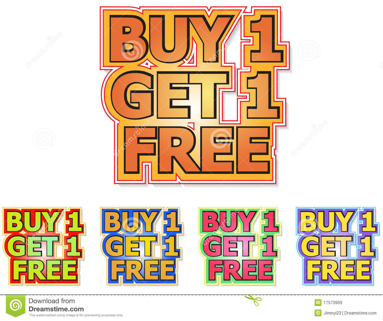 Buy 1 Get 1 Free Royalty Free Stock Images - Image: 17573909: www.dreamstime.com/royalty-free-stock-images-buy-1-get-1-free...