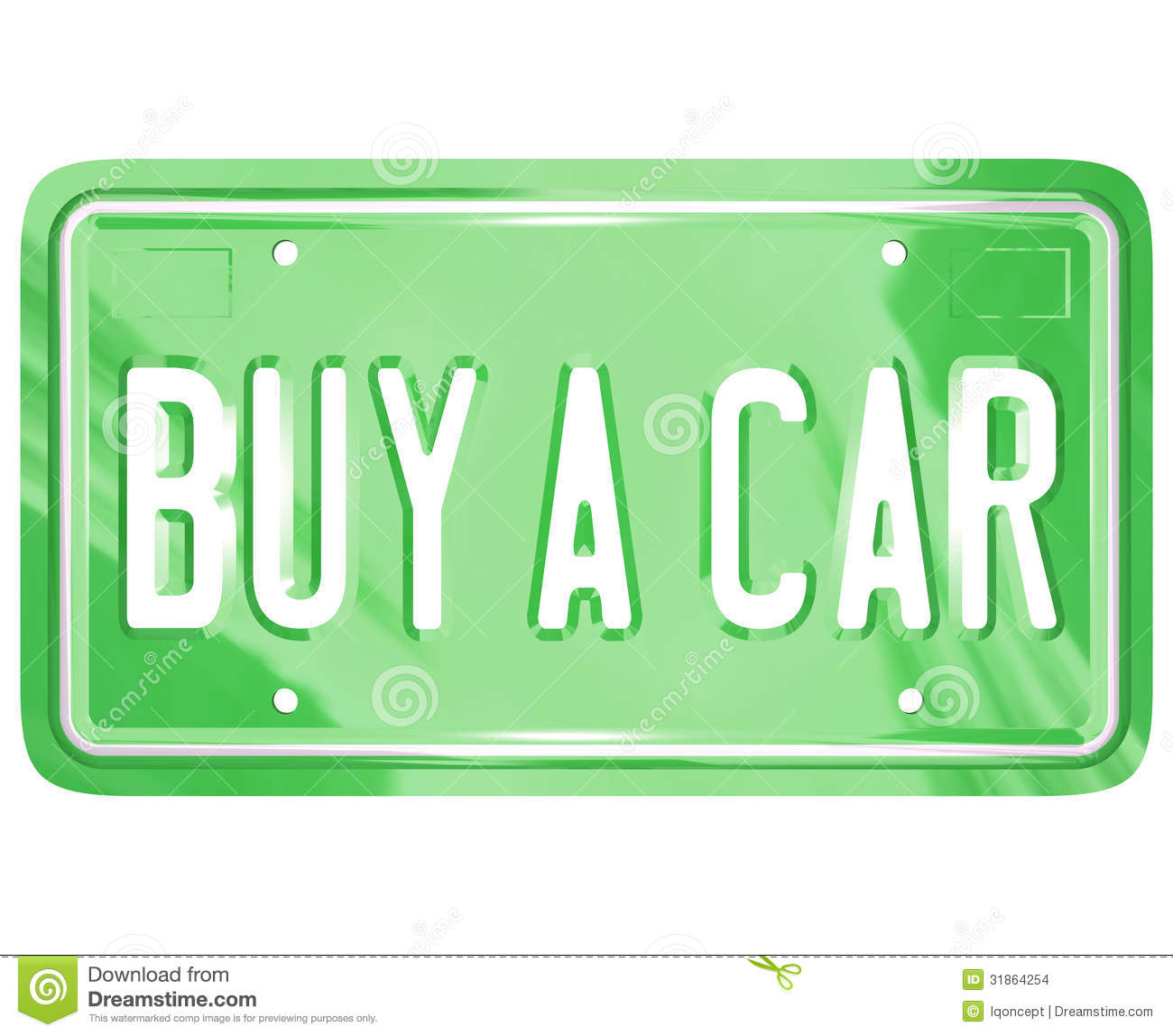 No License Plate When Buying A Used Car