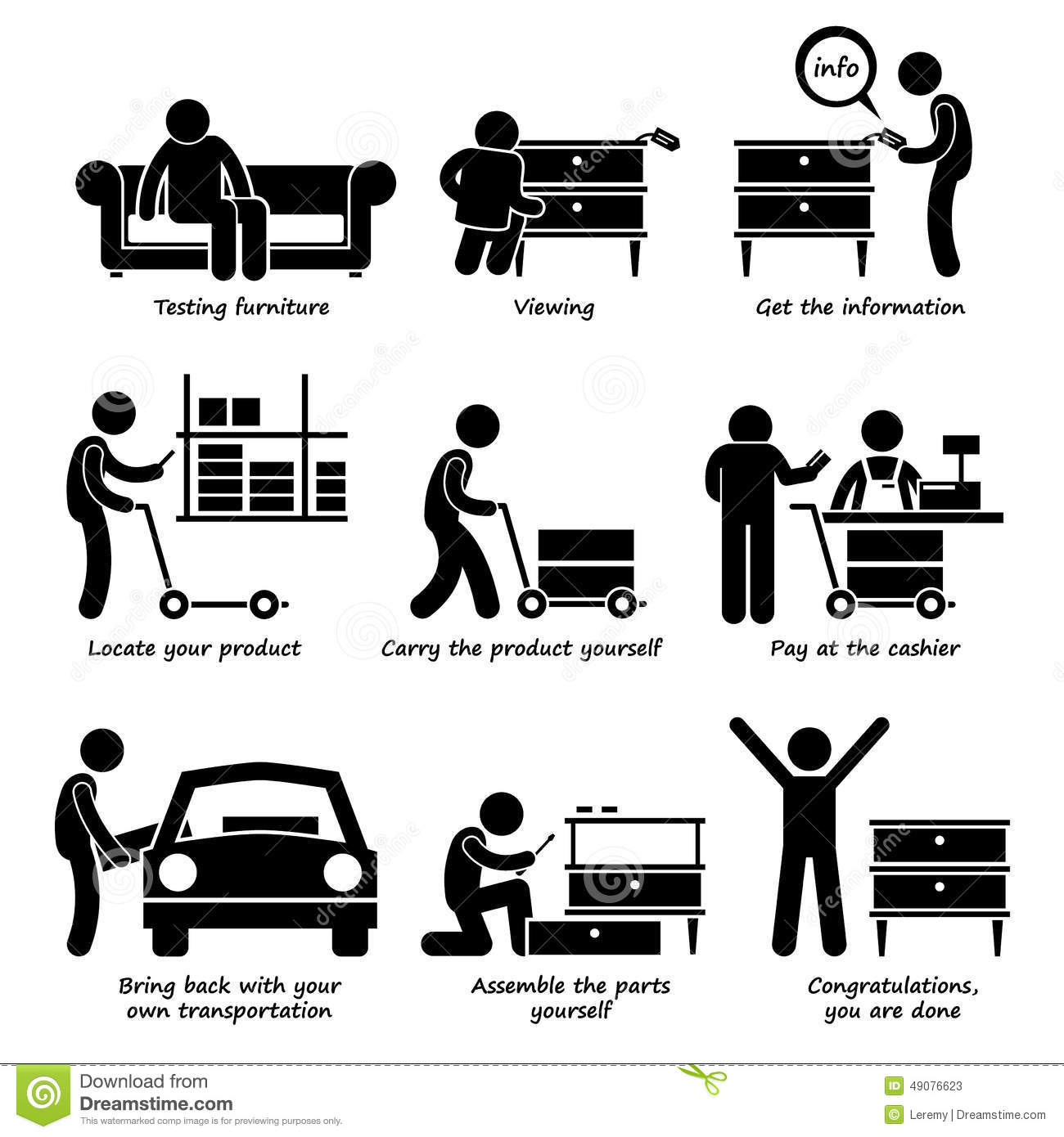 Where To Buy Furniture You Assemble Yourself