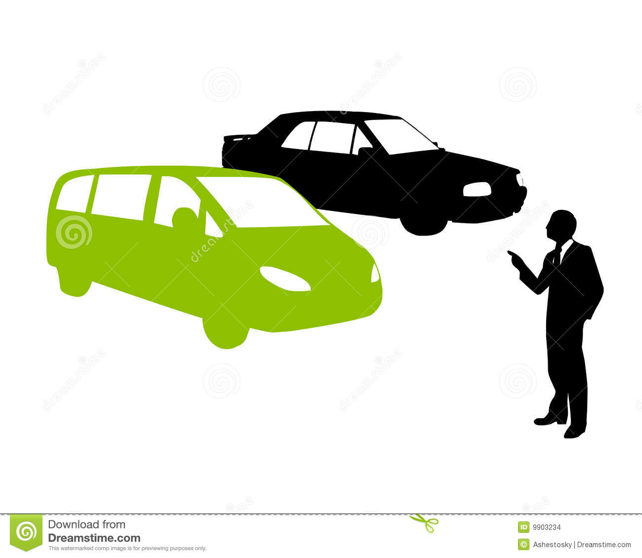 Buy Green Ecologic Car Stock Images - Image: 9903234: dreamstime.com/stock-images-buy-green-ecologic-car-image9903234