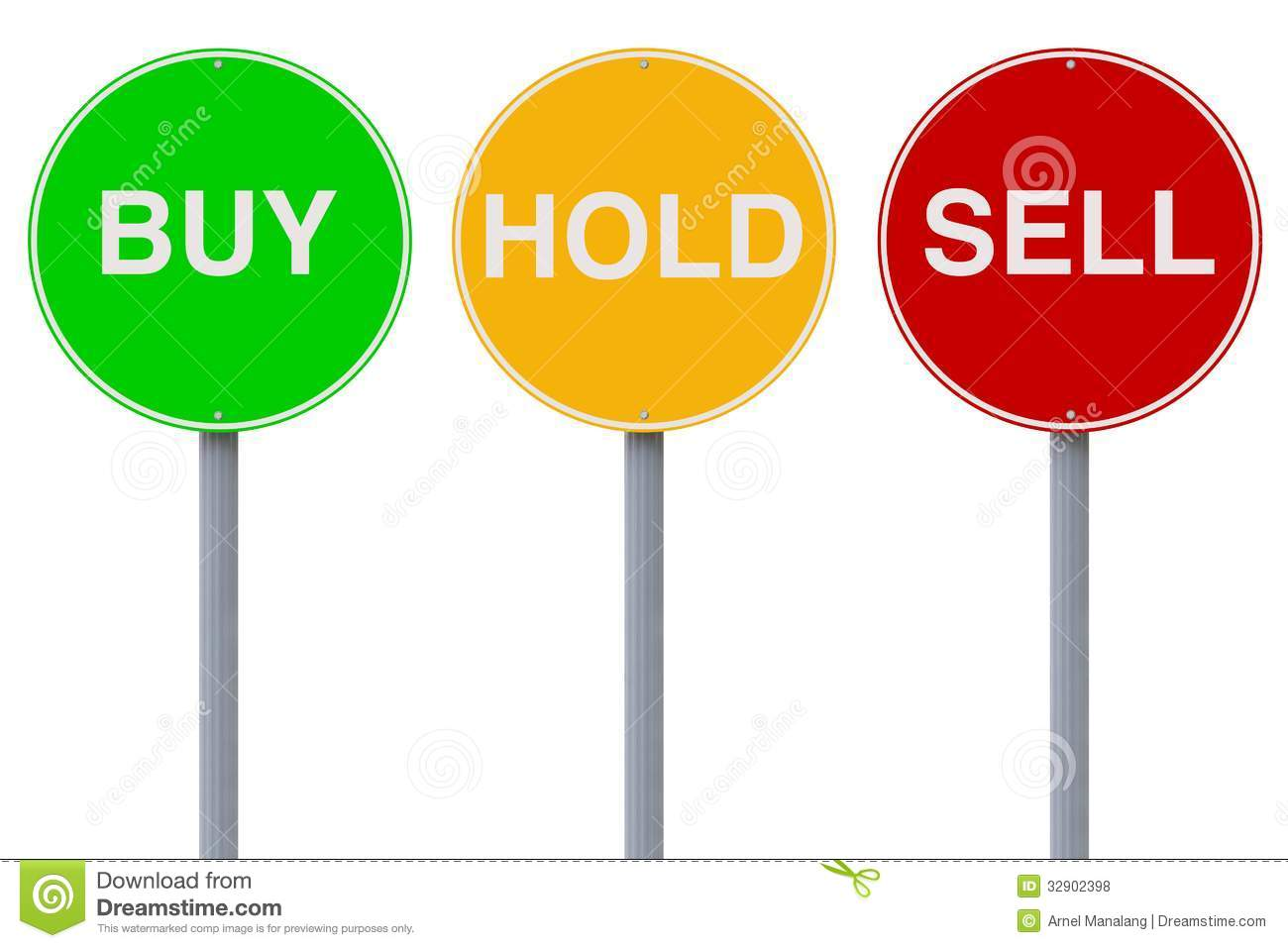 Buying options on stock market